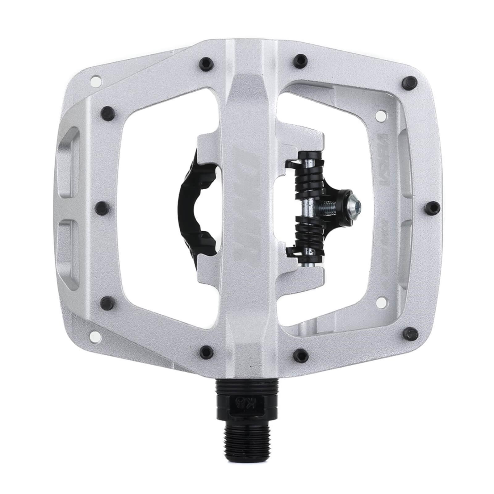 DMR Versa Dual Sided Pedal - Silver