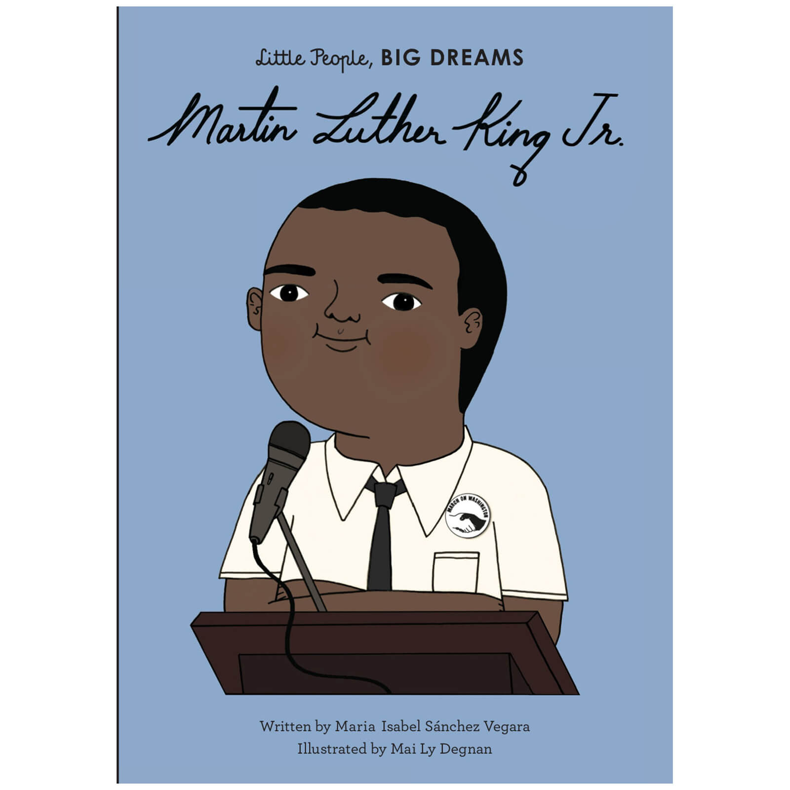 Bookspeed: Little People Big Dreams: Martin Lurther King Jr.