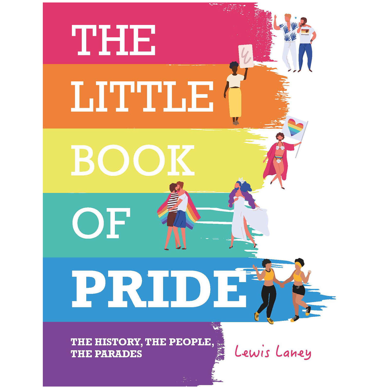 Bookspeed: The Little Book of Pride