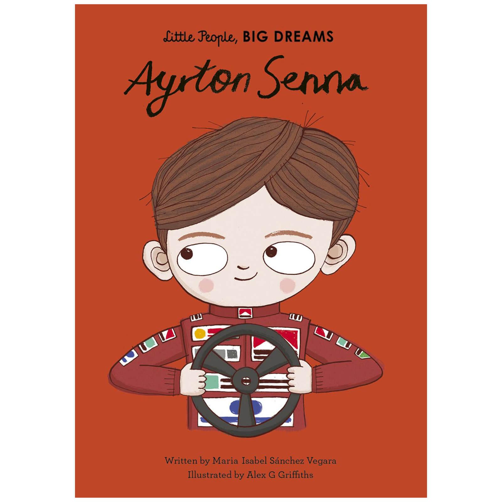 Bookspeed: Little People Big Dreams: Ayrton Senna