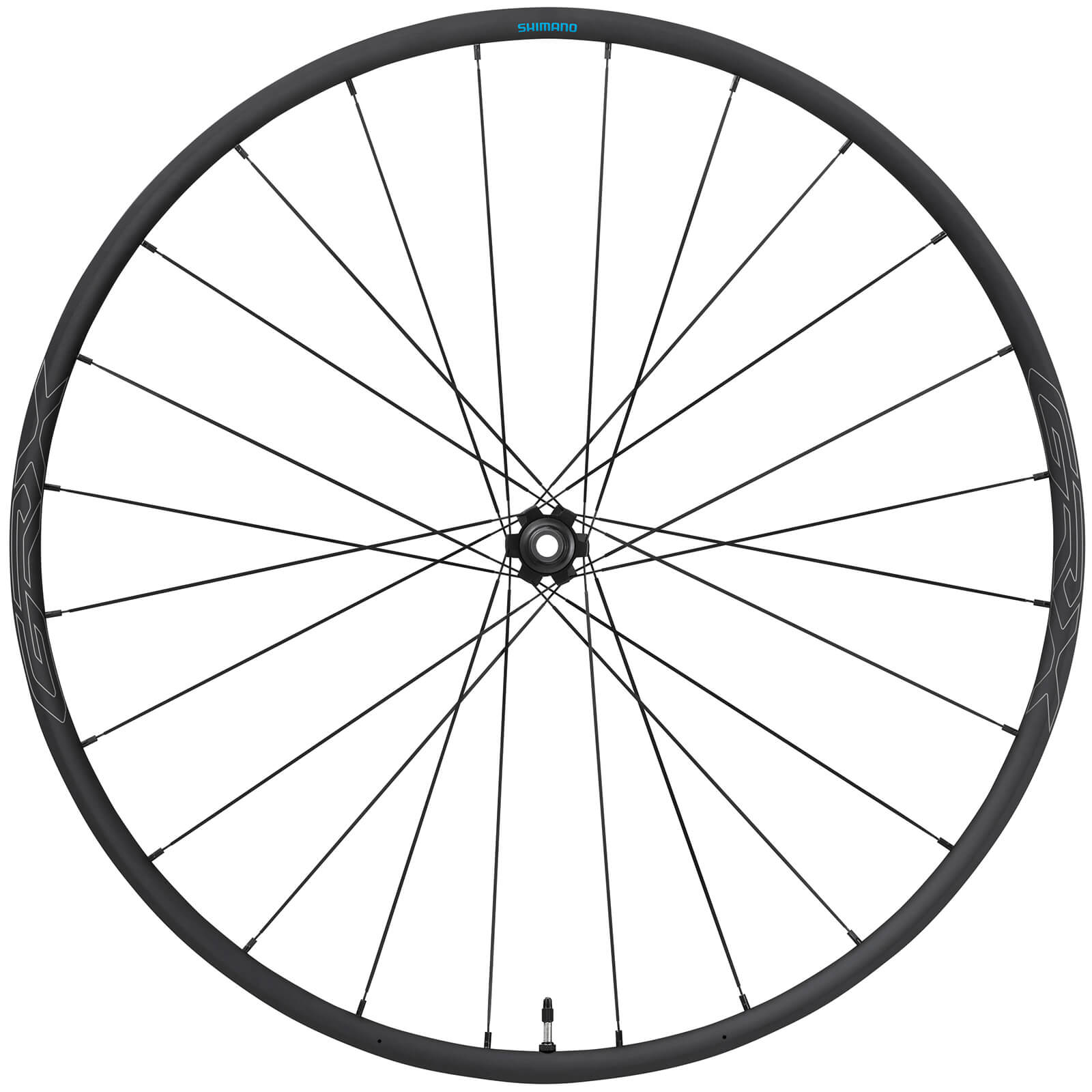 Shimano RX570 Tubeless Ready Clincher 700c Wheel - Vorder