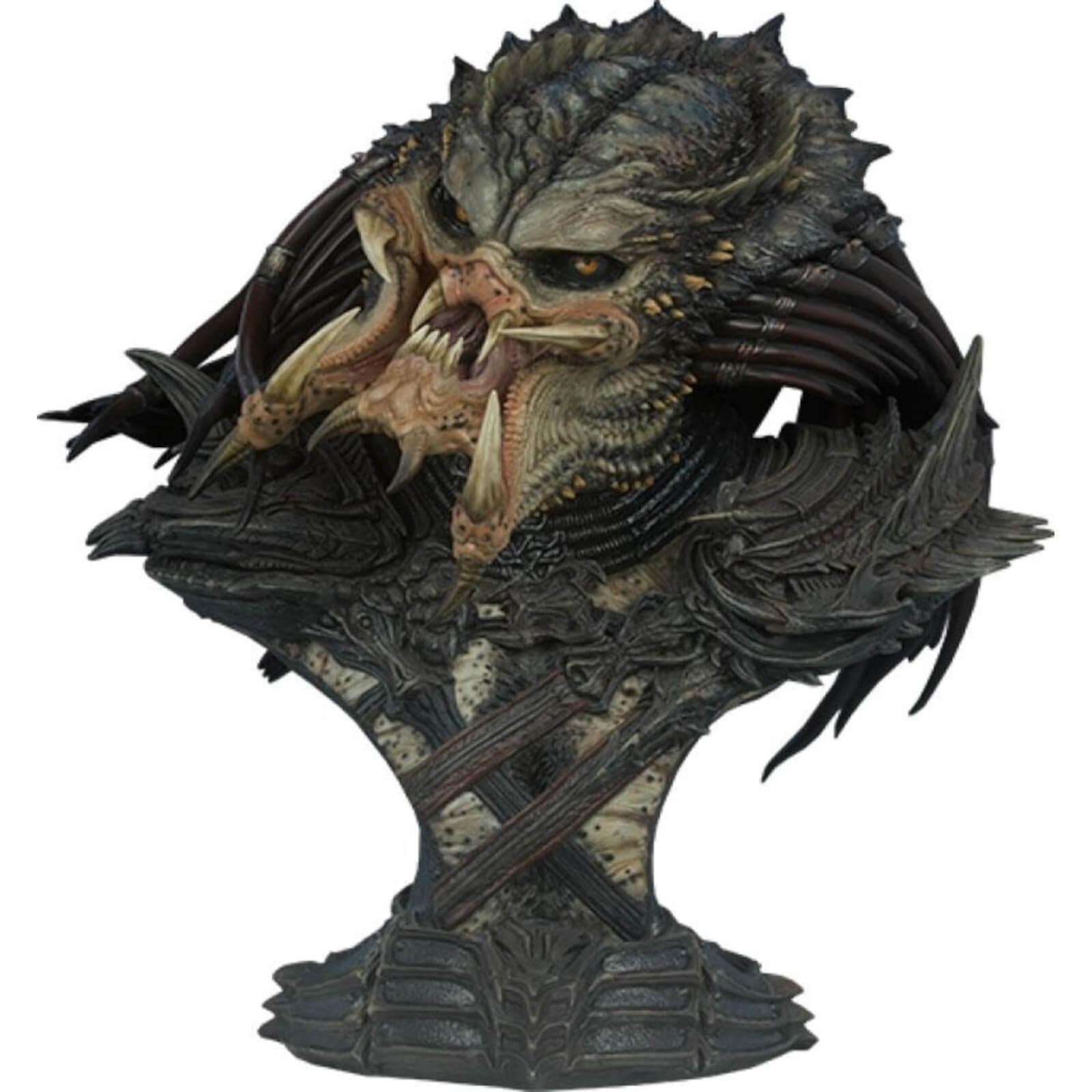 Sideshow Collectibles Predator Mythos Legendary Scale Bust Predator Barbarian 48 cm