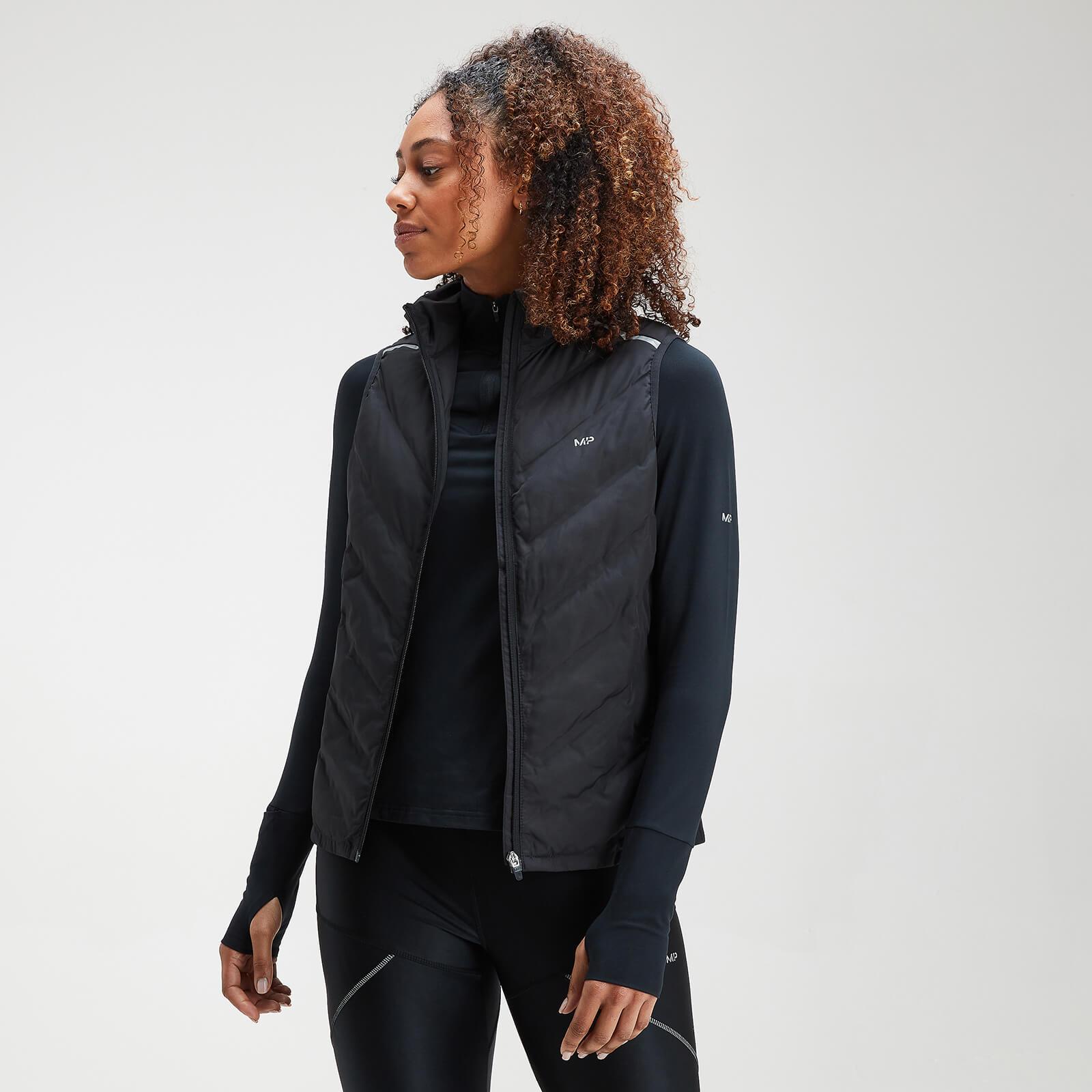 Doudoune sans manches MP Velocity pour femmes – Noir - XXS