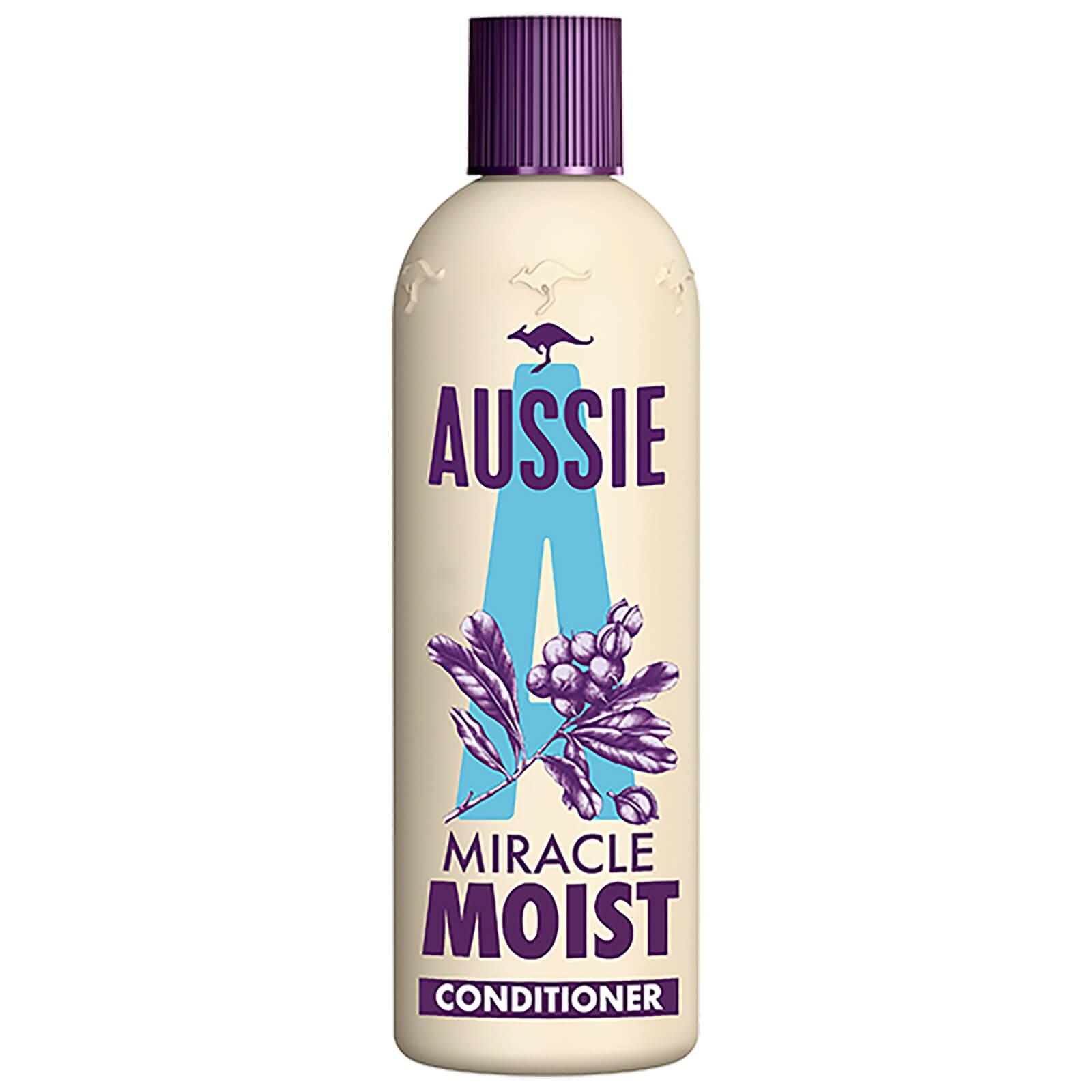 Aussie Miracle Moist Hair Conditioner 250ml