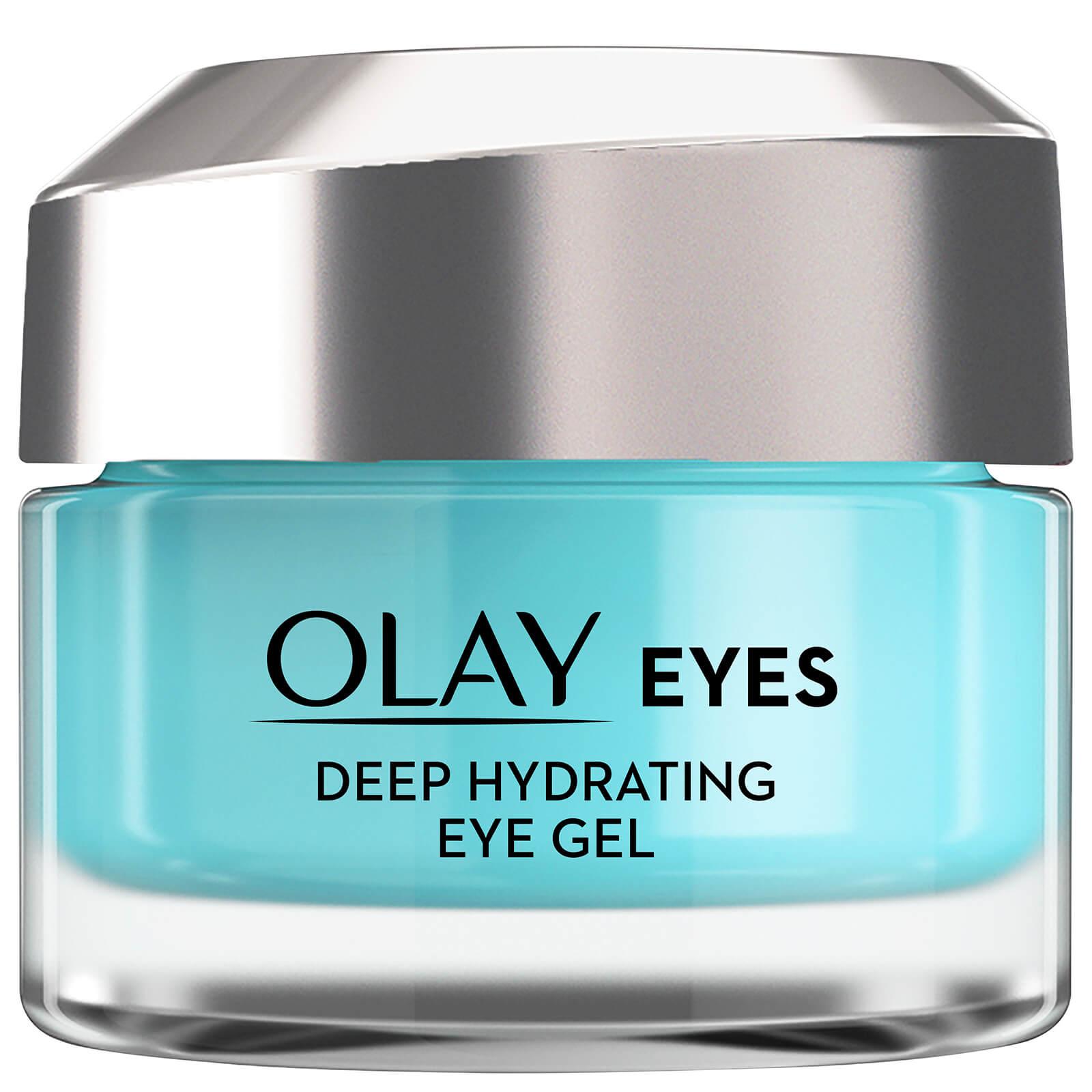 Купить Olay Eyes Deep Hydrating Hyaluronic Acid Eye Gel for Tired and Dry Eyes 15ml