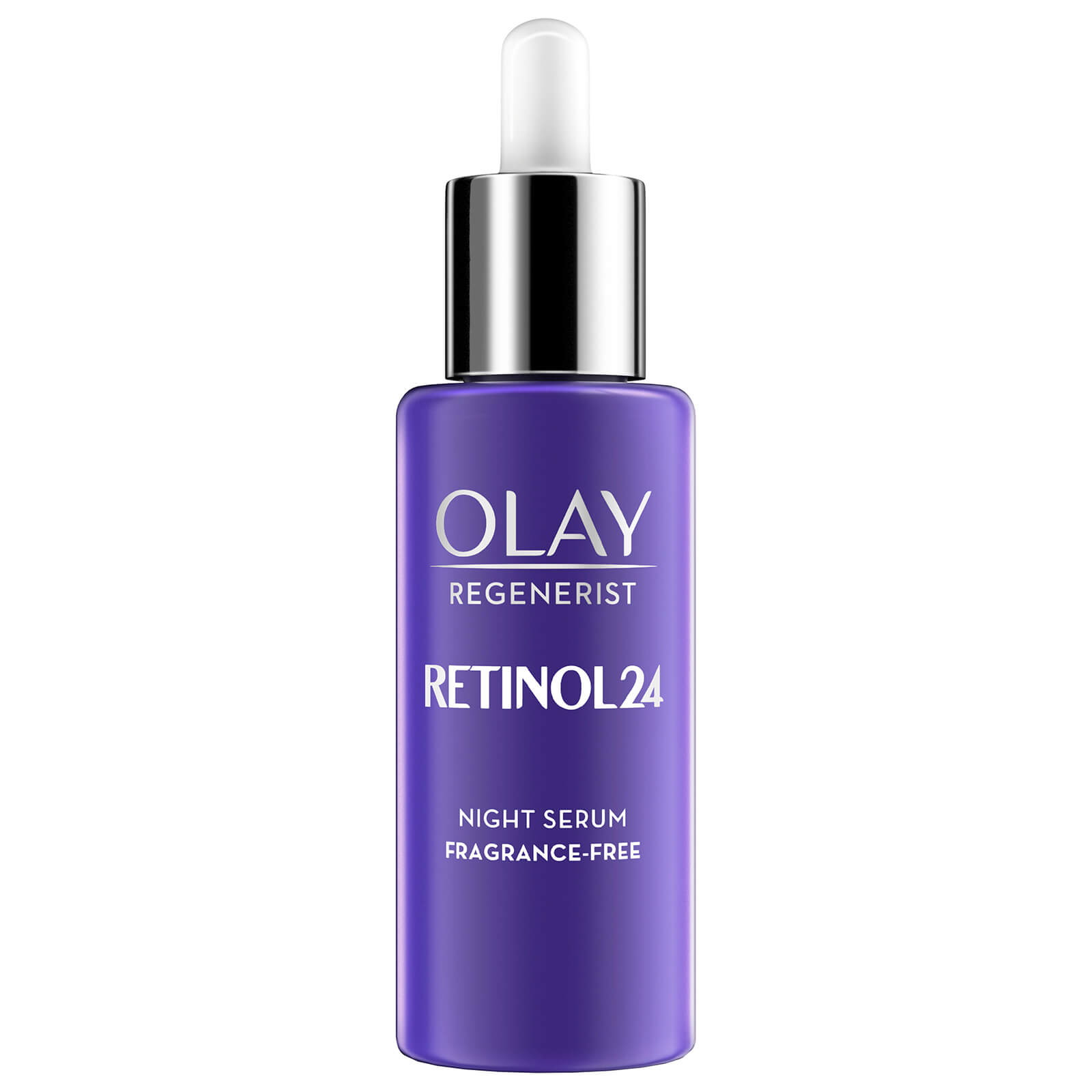 Купить Olay Retinol 24 Fragrance Free Night Serum for Smooth and Glowing Skin 40ml