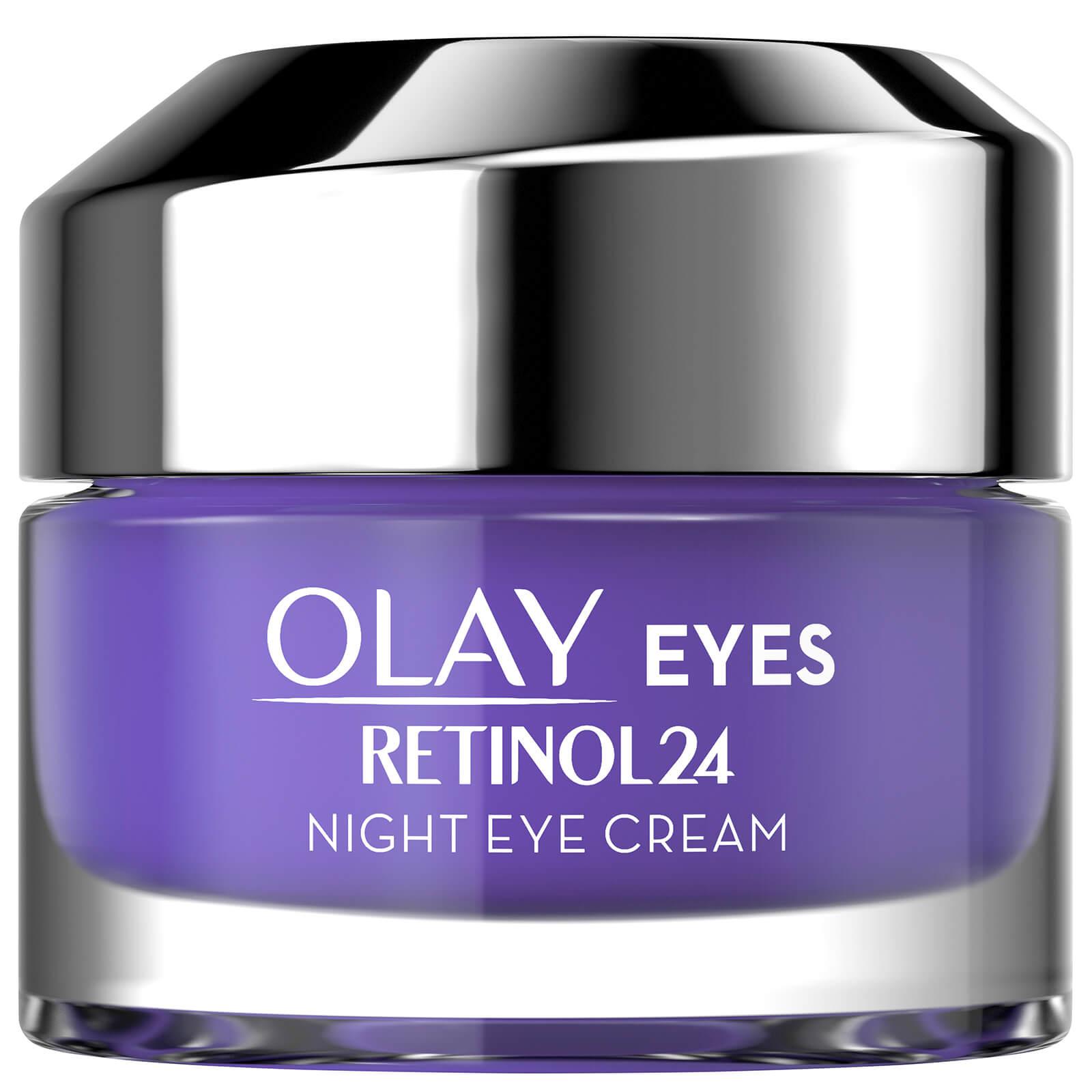 Купить Olay Retinol 24 Fragrance Free Night Eye Cream for Smooth and Glowing Skin 15ml