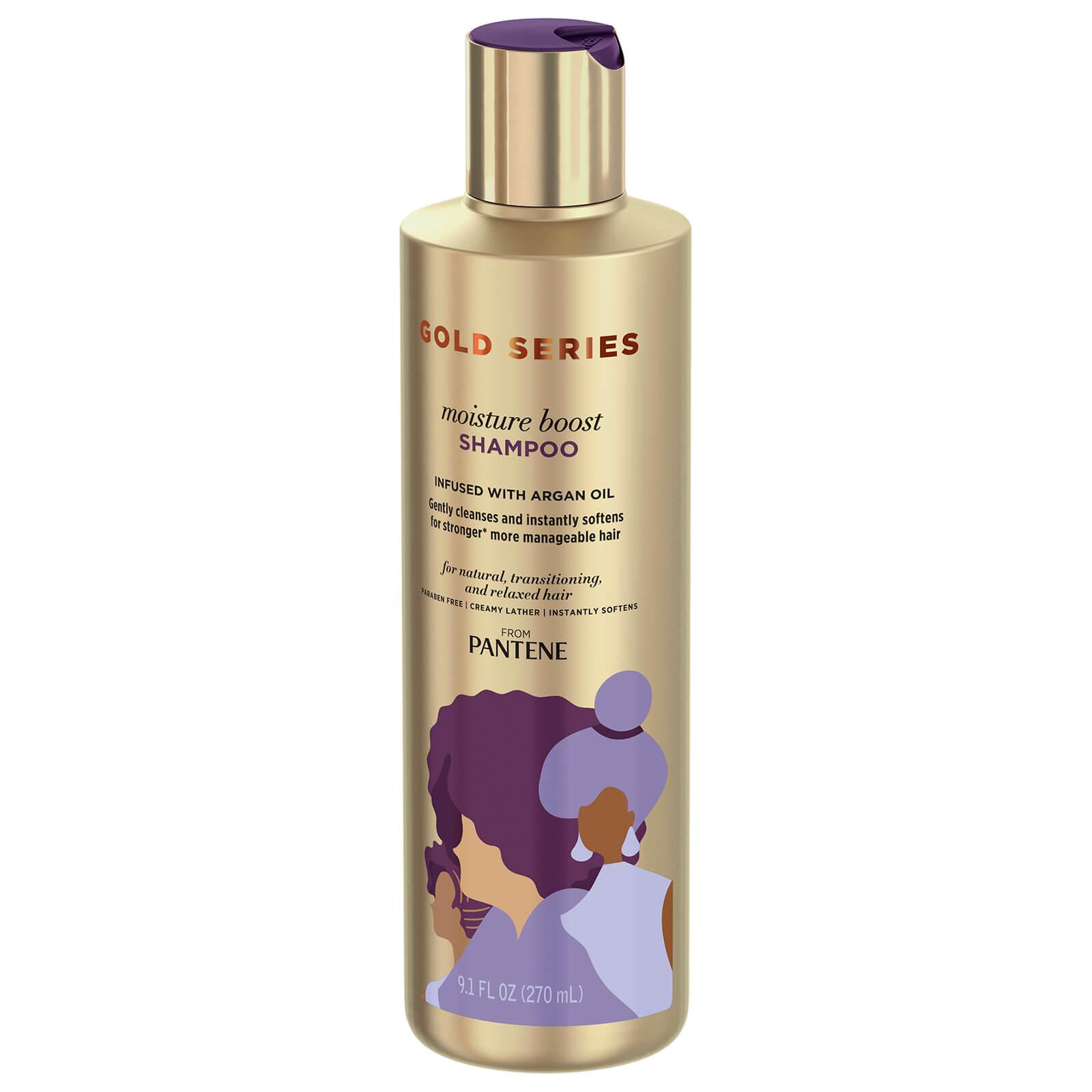 Купить Pantene Gold Series Moisture Boost Shampoo 270ml