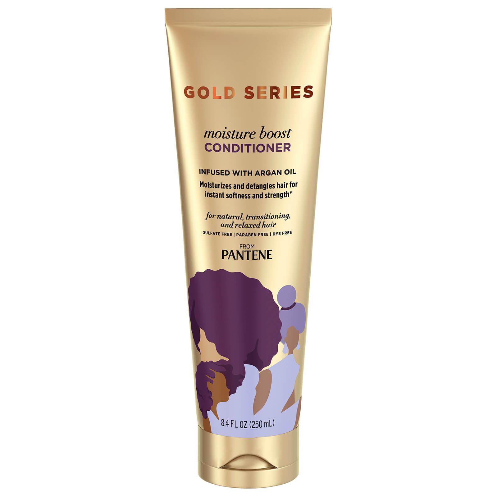 Купить Pantene Gold Series Moisture Boost Hair Conditioner 250ml
