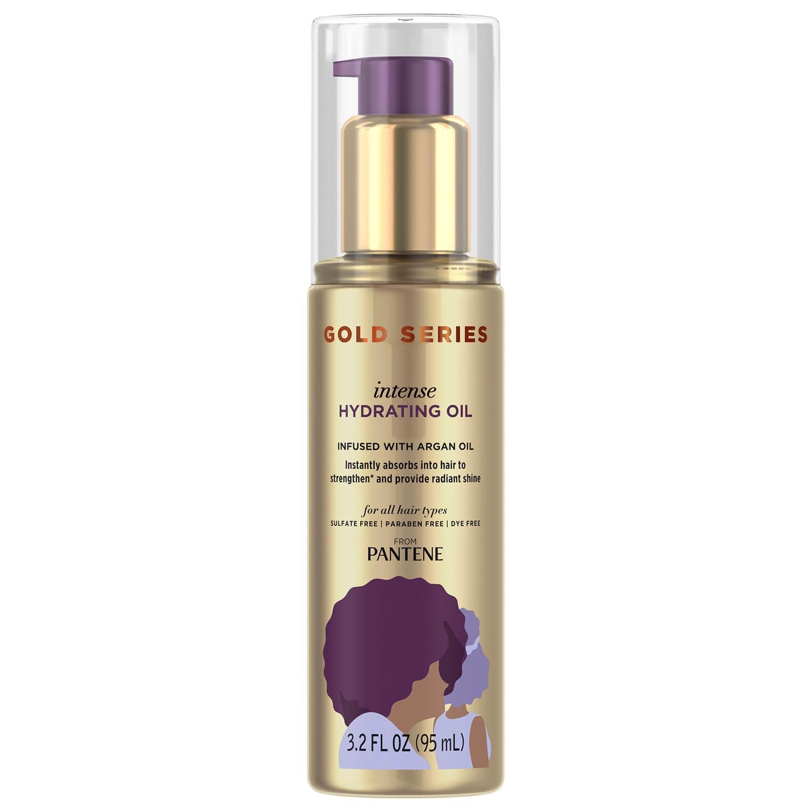 Купить Pantene Gold Series Intense Hydrating Hair Oil with Argan Oil 95ml