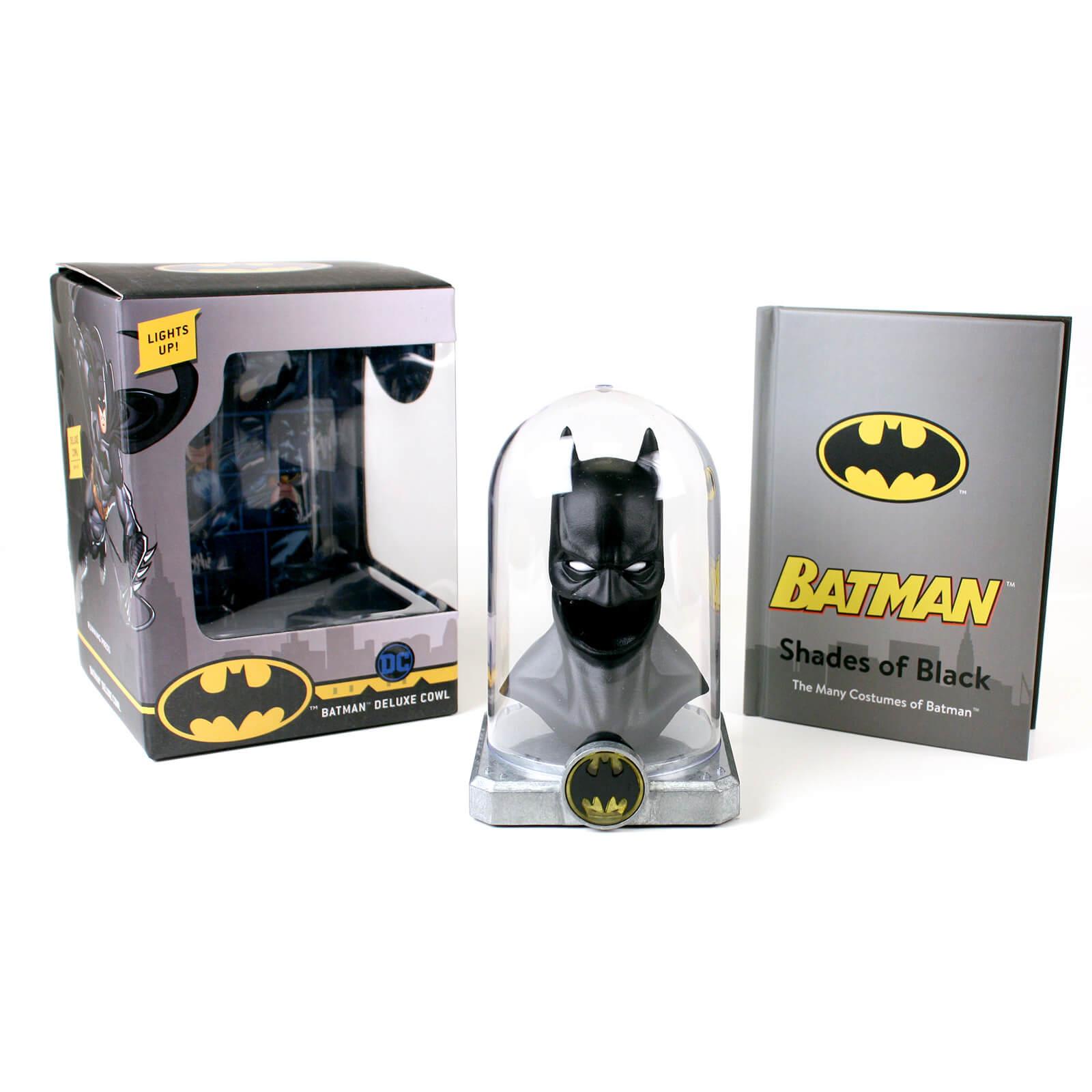 Batman: Deluxe Cowl