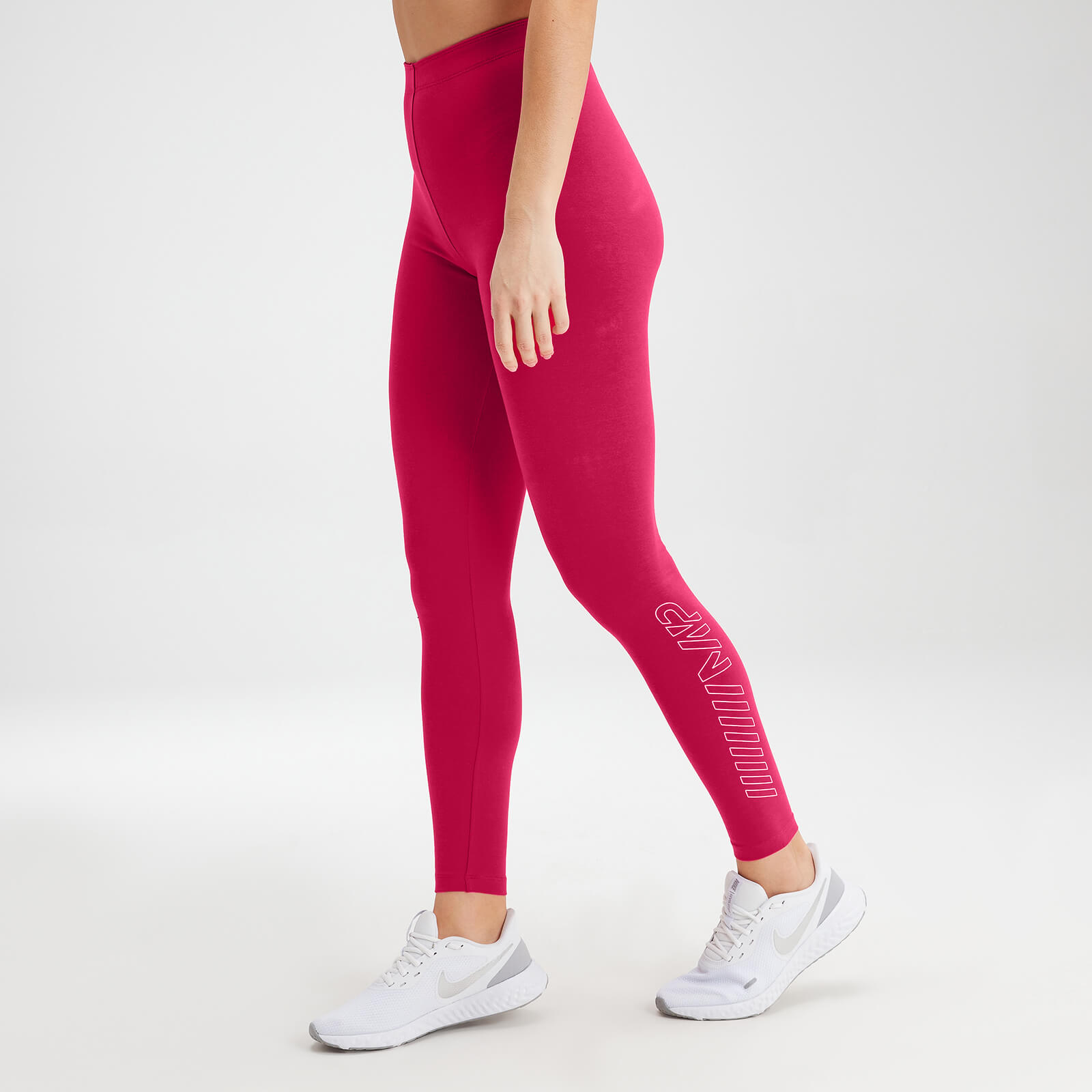 Купить MP Women's Outline Graphic Leggings - Virtual Pink - XXL, Myprotein International