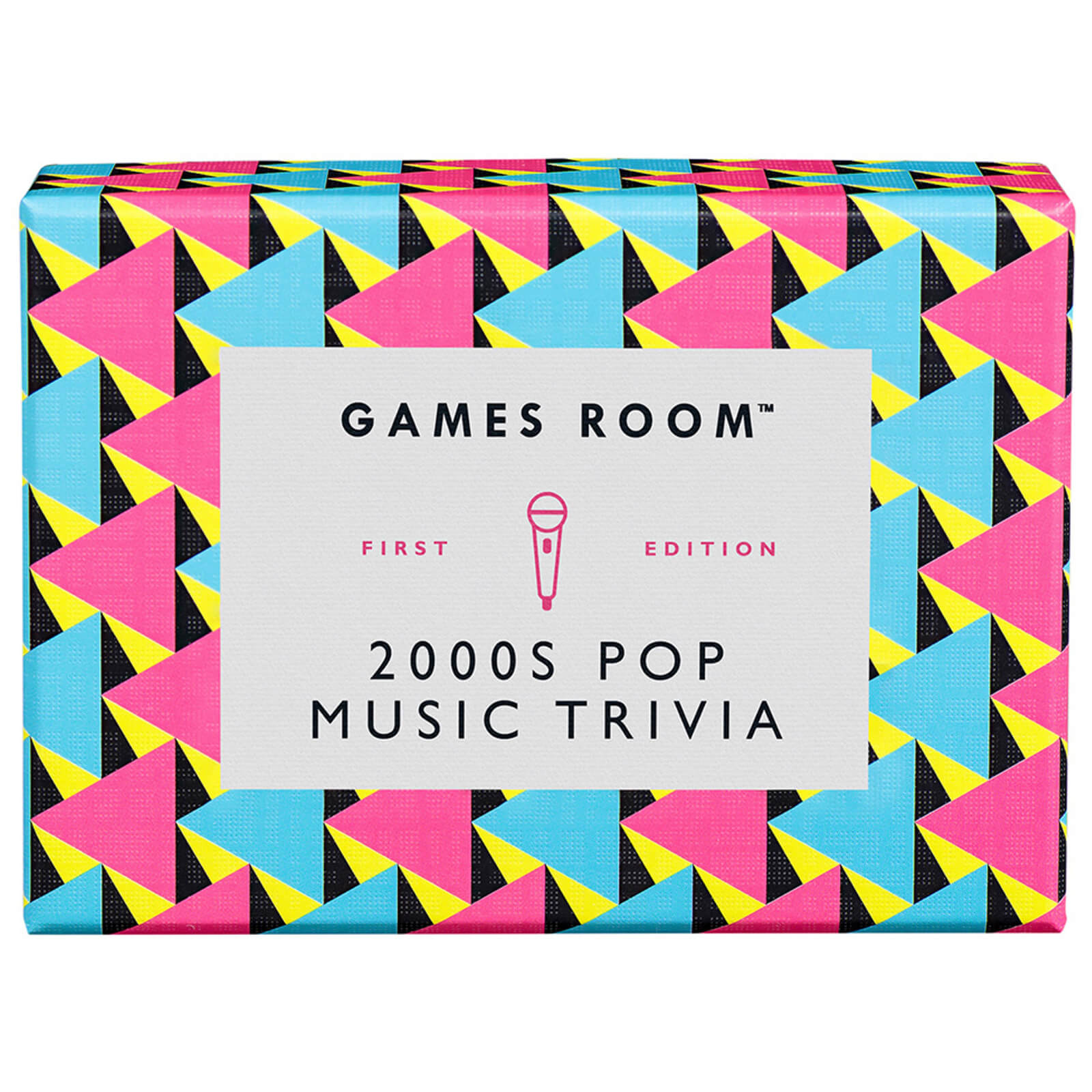 Image of The Games Room 2000's Pop Music Trivia Cards
