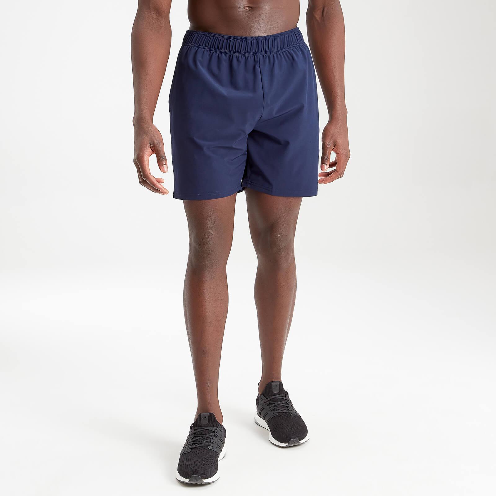 Купить MP Men's Essentials Woven Training Shorts - Navy - XXXL, Myprotein International