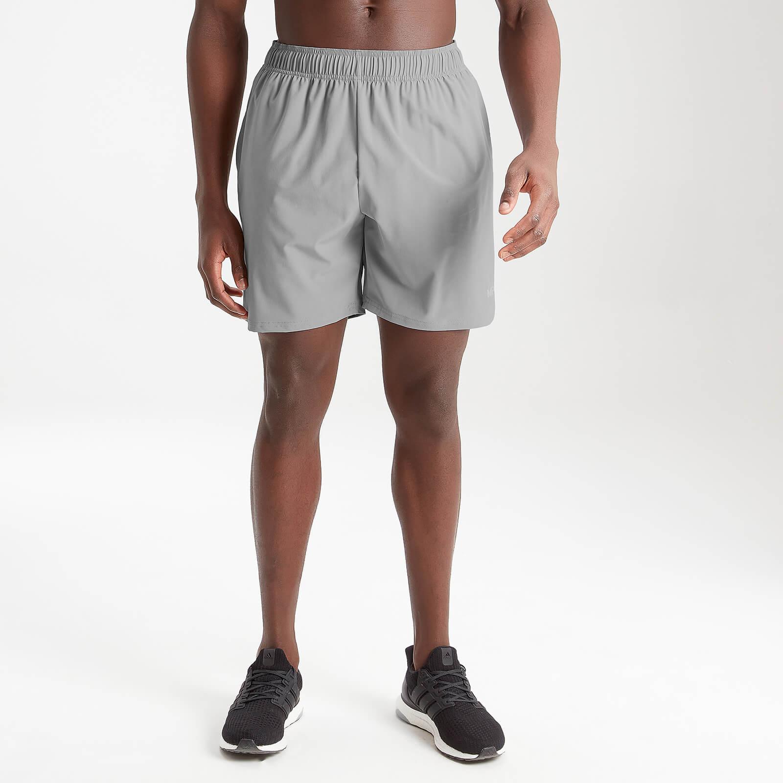 MP Men's Essentials Woven Training Shorts - Storm Grey - XS, Myprotein International  - купить со скидкой