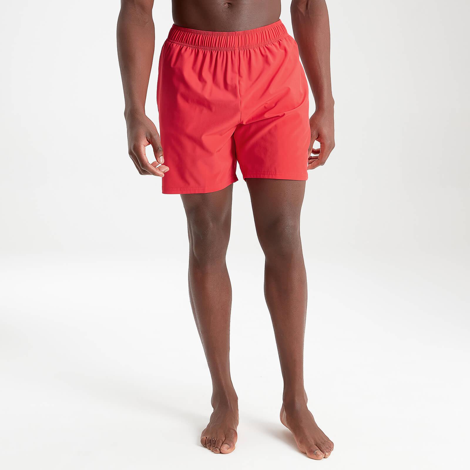 Купить MP Men's Essentials Woven Training Shorts - Danger - XXS, Myprotein International