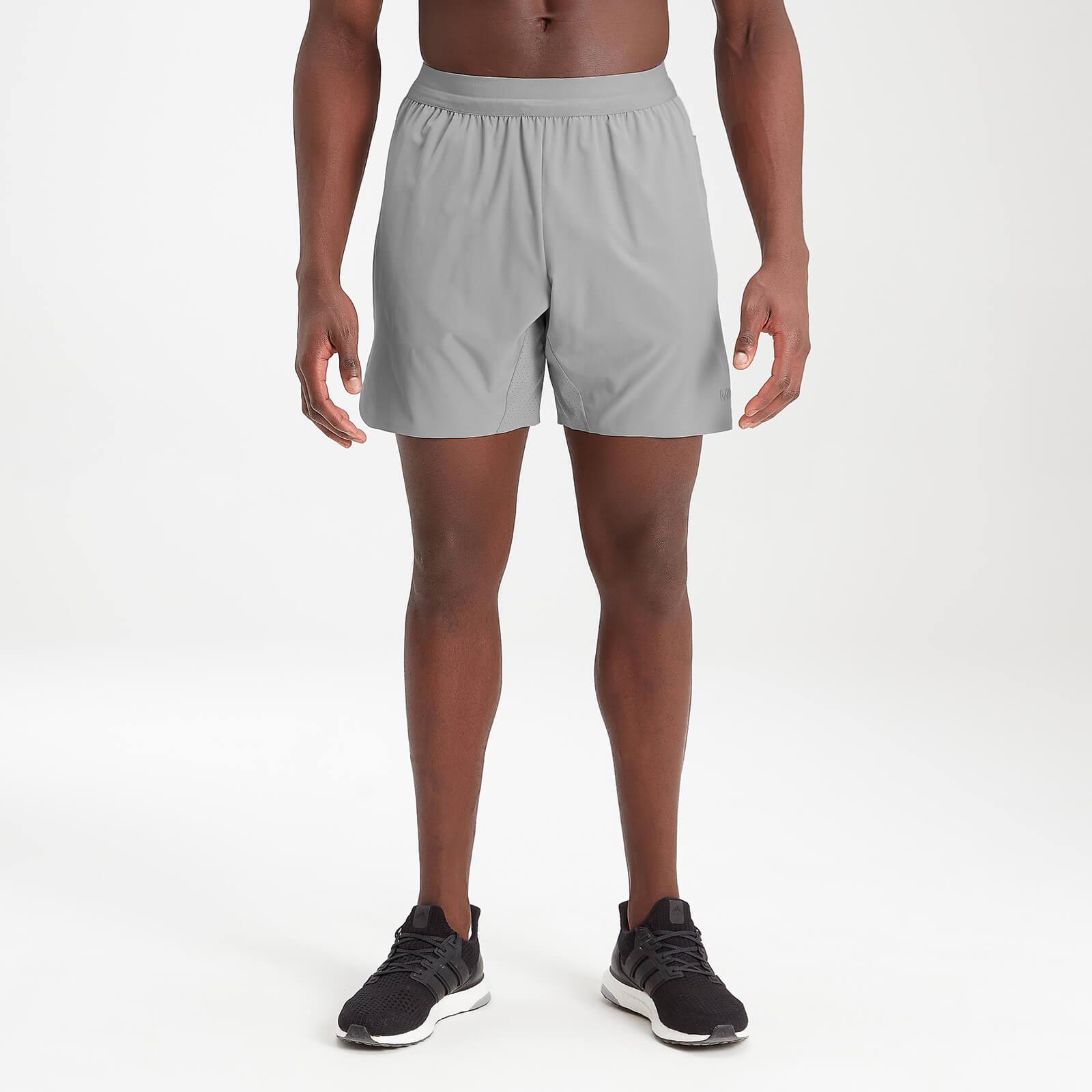 Купить MP Men's Essentials Best Training Shorts - Storm Grey - XXS, Myprotein International