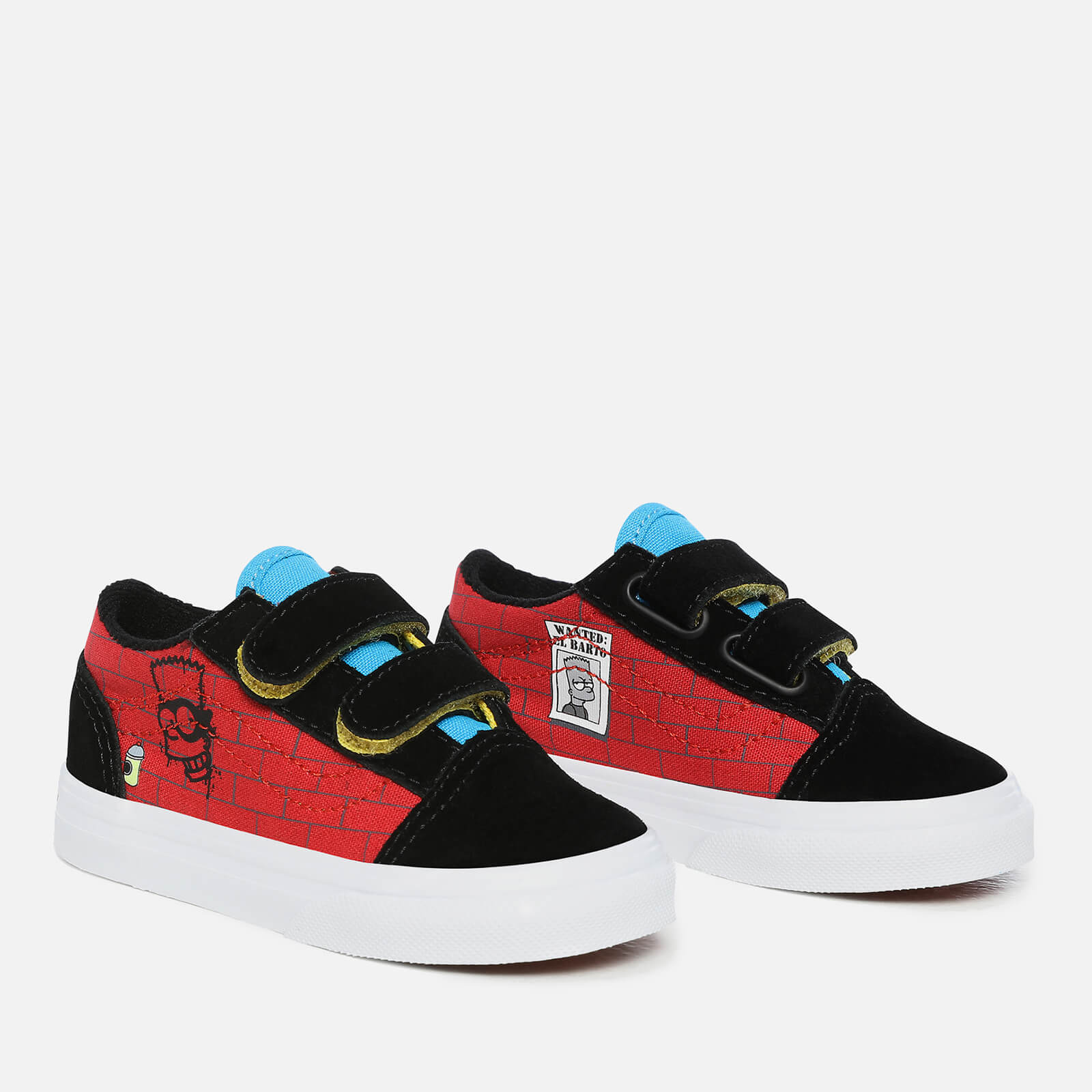 Click to view product details and reviews for Vans X The Simpsons Toddlers Old Skool Trainers El Barto Uk 15 Toddler.