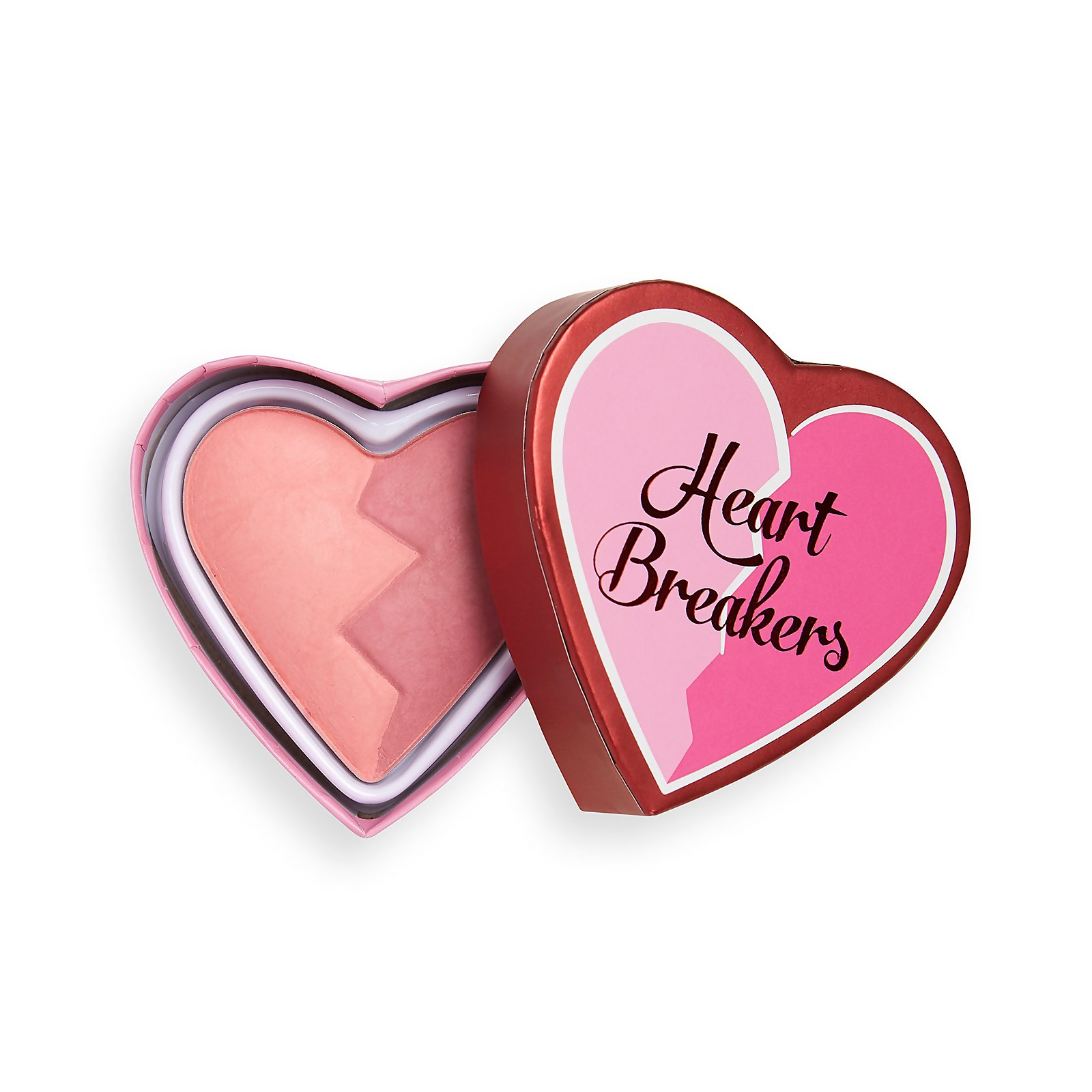 Купить Матовые румяна Revolution I Heart Revolution Heartbreakers Matte Blusher - Independent