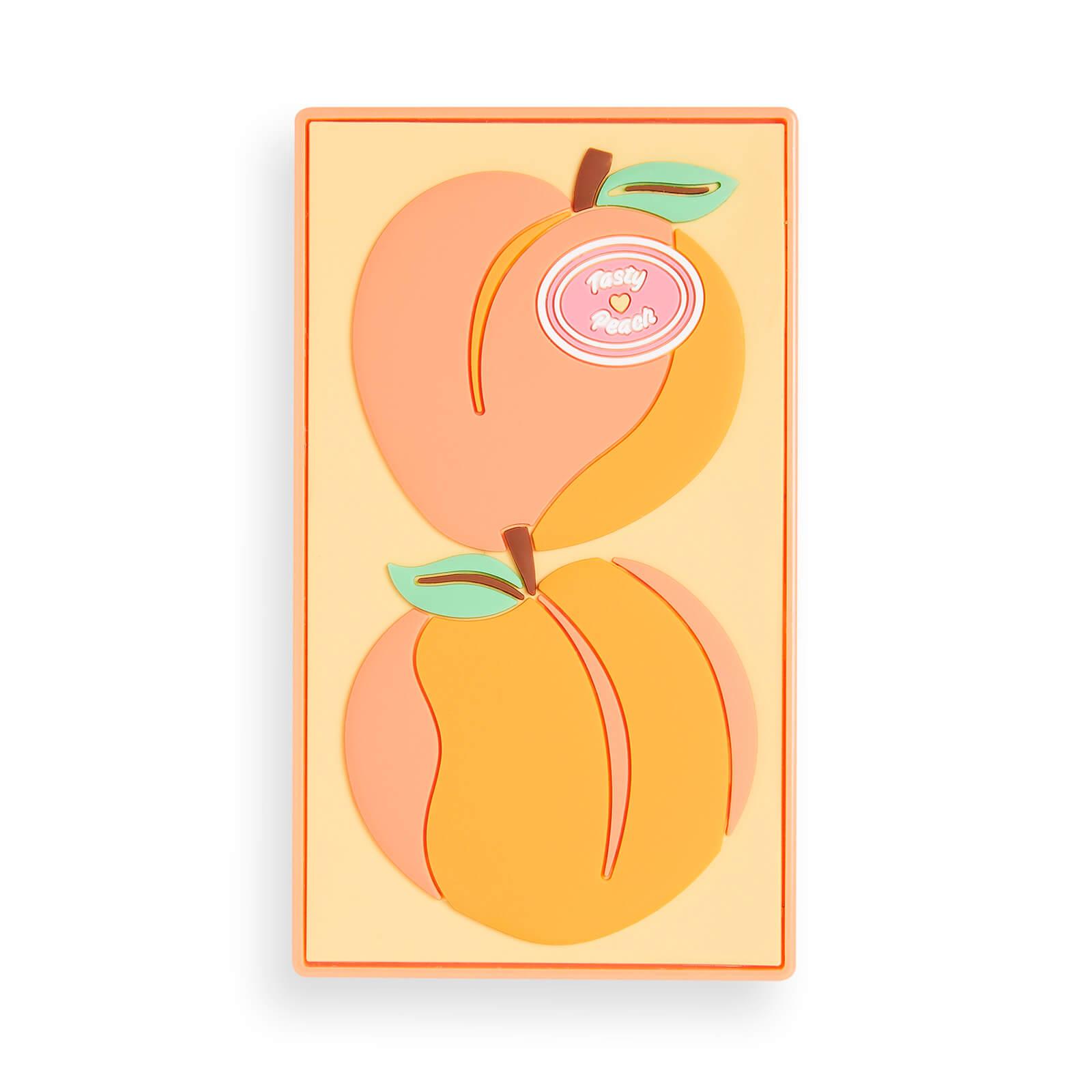 Купить Revolution I Heart Revolution Mini Tasty Eye Shadow Palette - Peach
