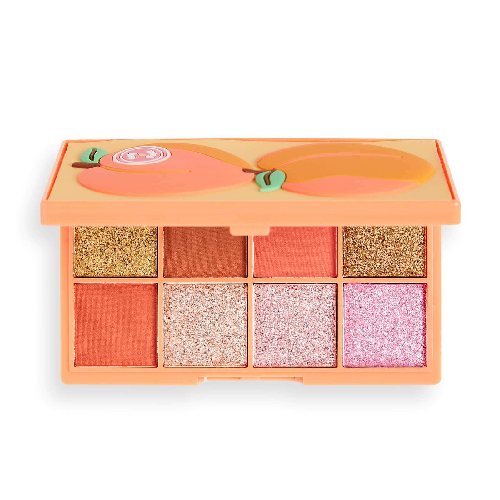 Купить Палетка теней для век Revolution I Heart Revolution Mini Tasty - Peach