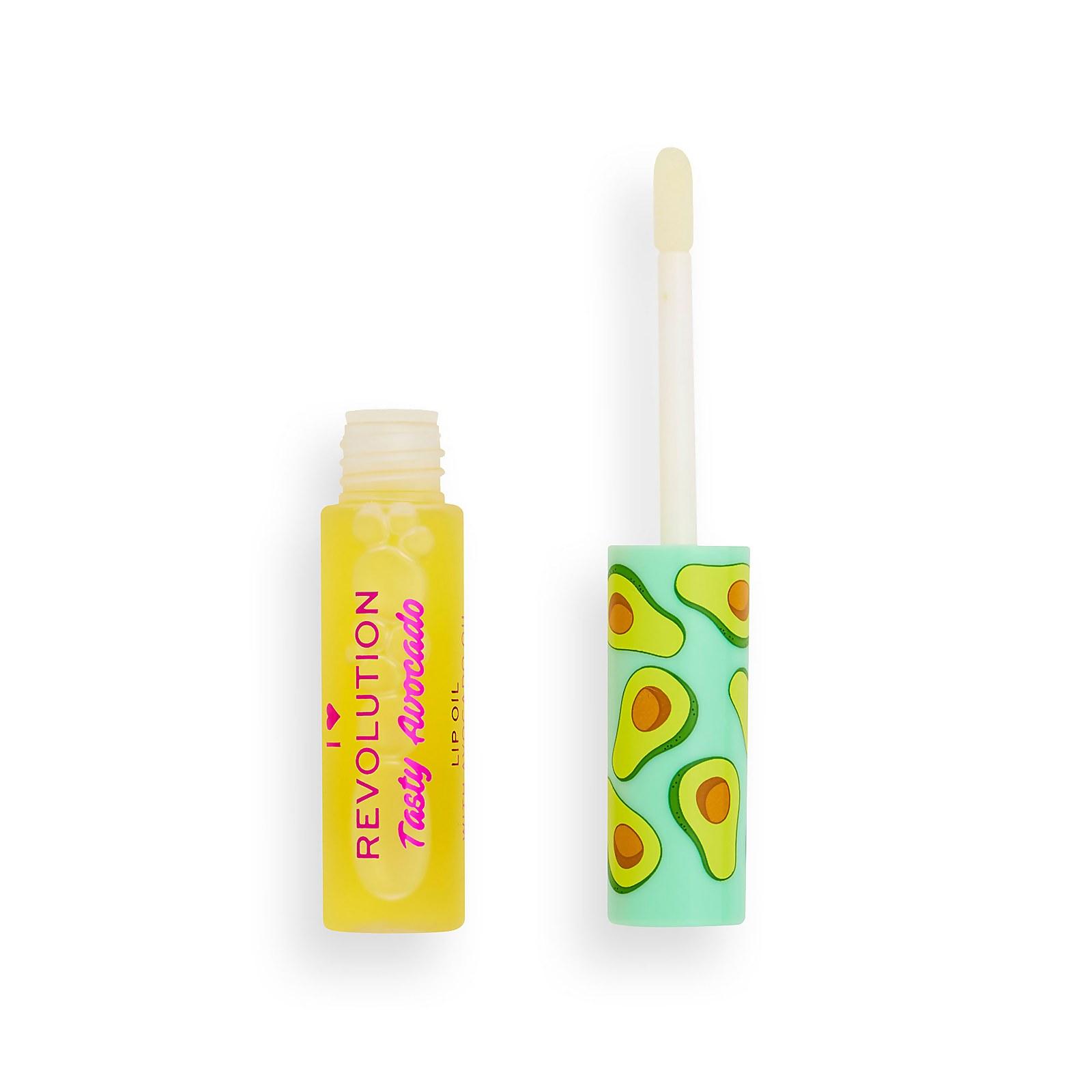 Купить Revolution I Heart Revolution Lip Oil - Tasty Avocado