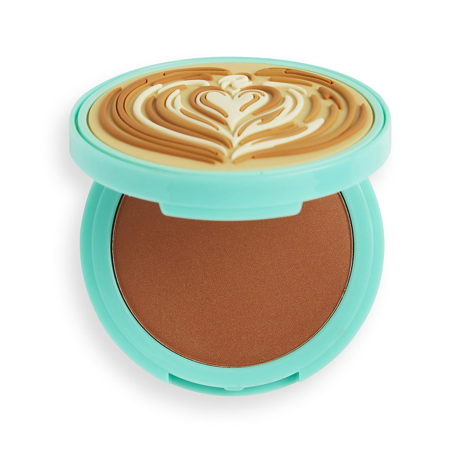 Купить Бронзер Revolution I Heart Revolution Tasty Coffee Bronzer - Капучино