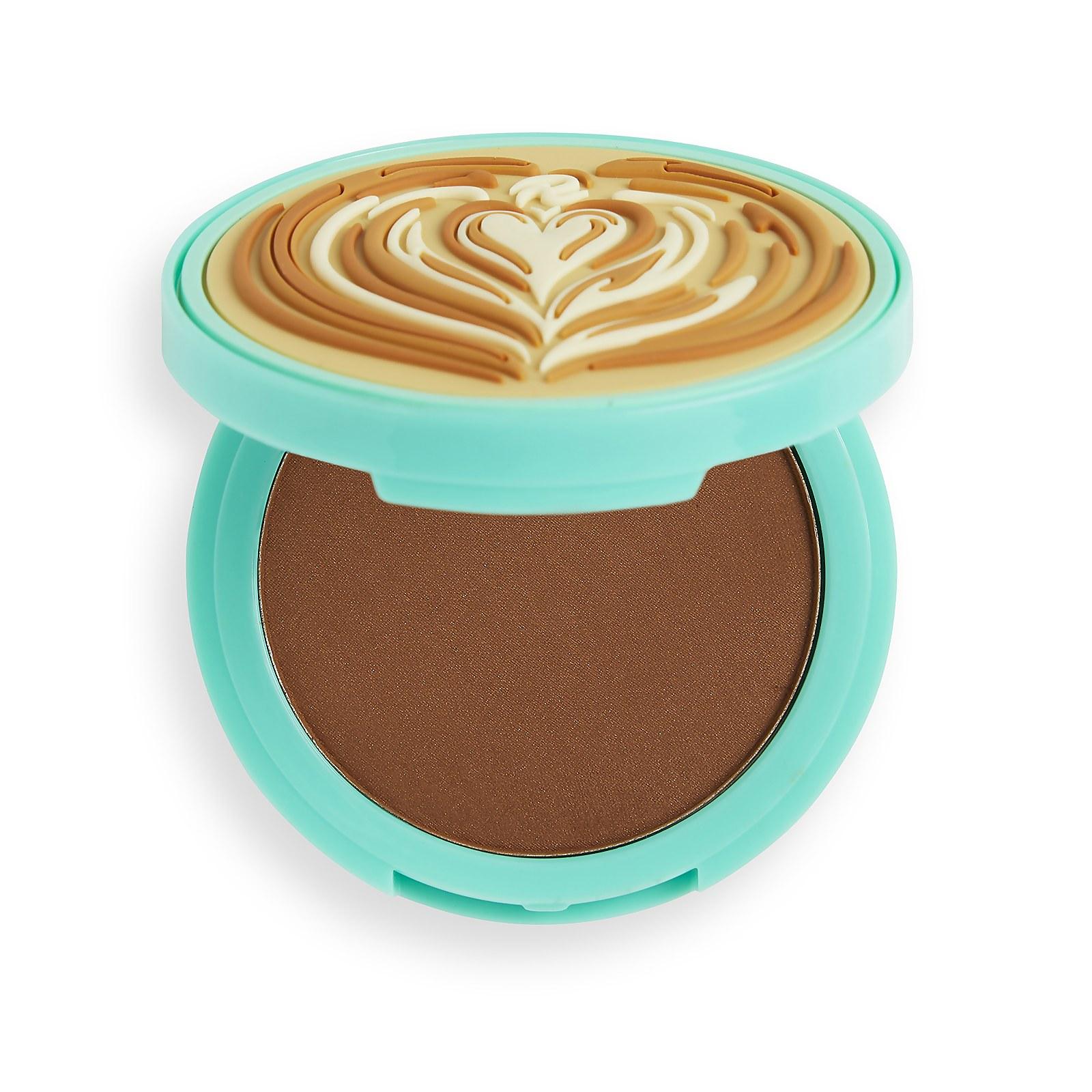 Купить Бронзер Revolution I Heart Revolution Tasty Coffee Bronzer - Мокко