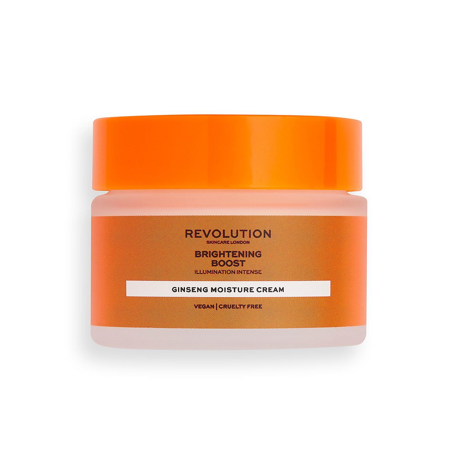Купить Revolution Skincare Brightening Boost Moisture Cream with Ginseng 50ml
