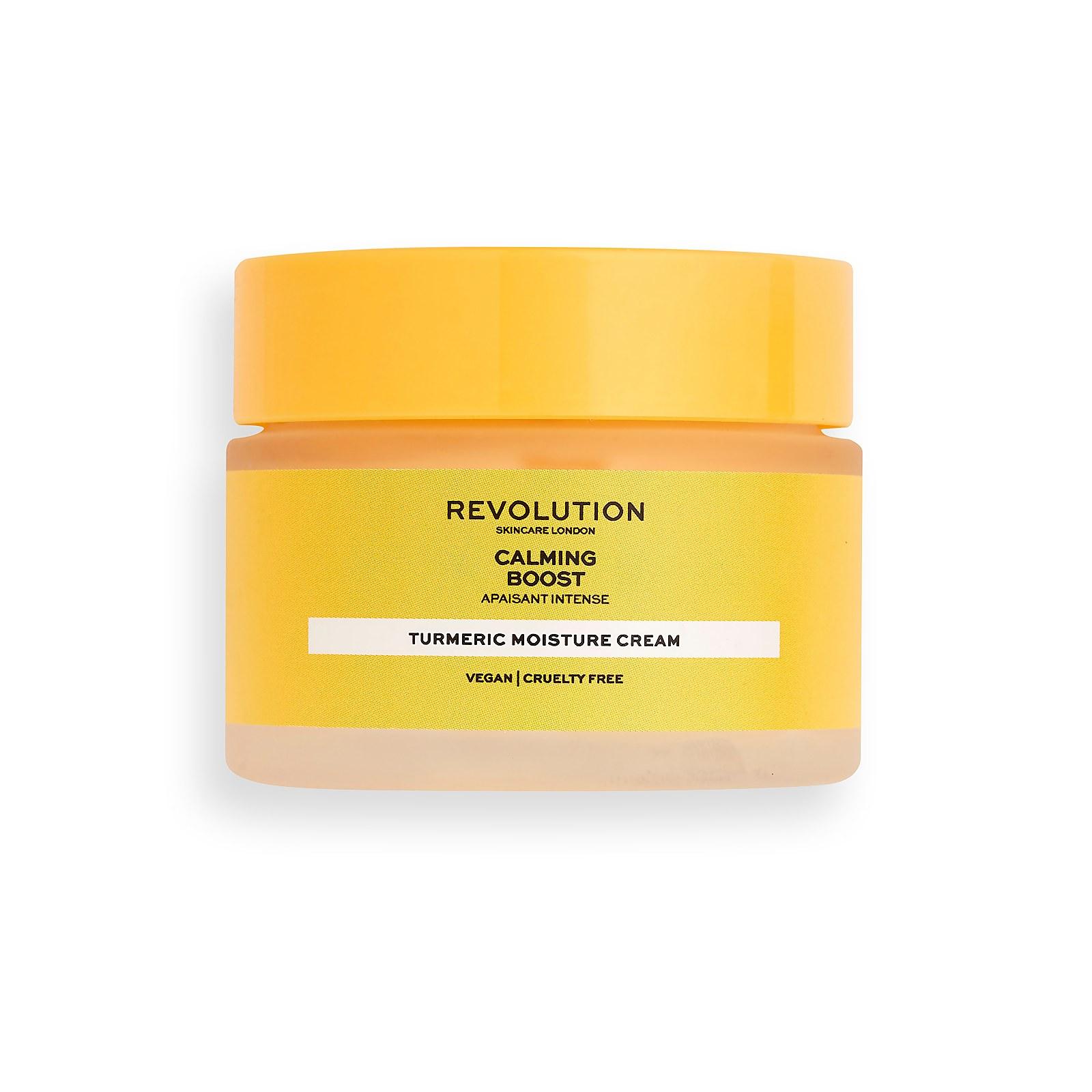 Купить Revolution Skincare Calming Boost Moisture Cream with Turmeric 50ml