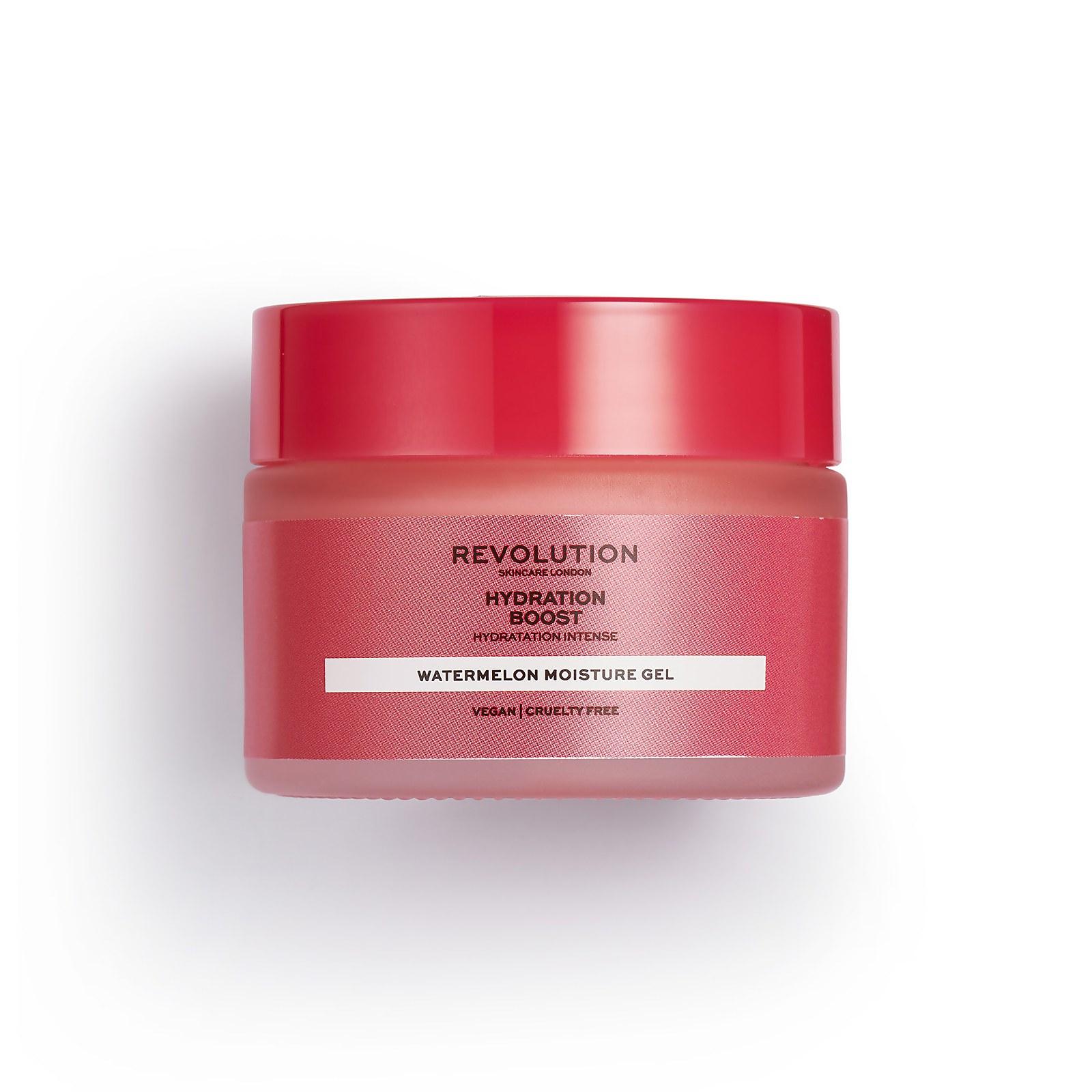 Revolution Skincare Hydration Boost Moisture Gel with Watermelon 50ml  - Купить
