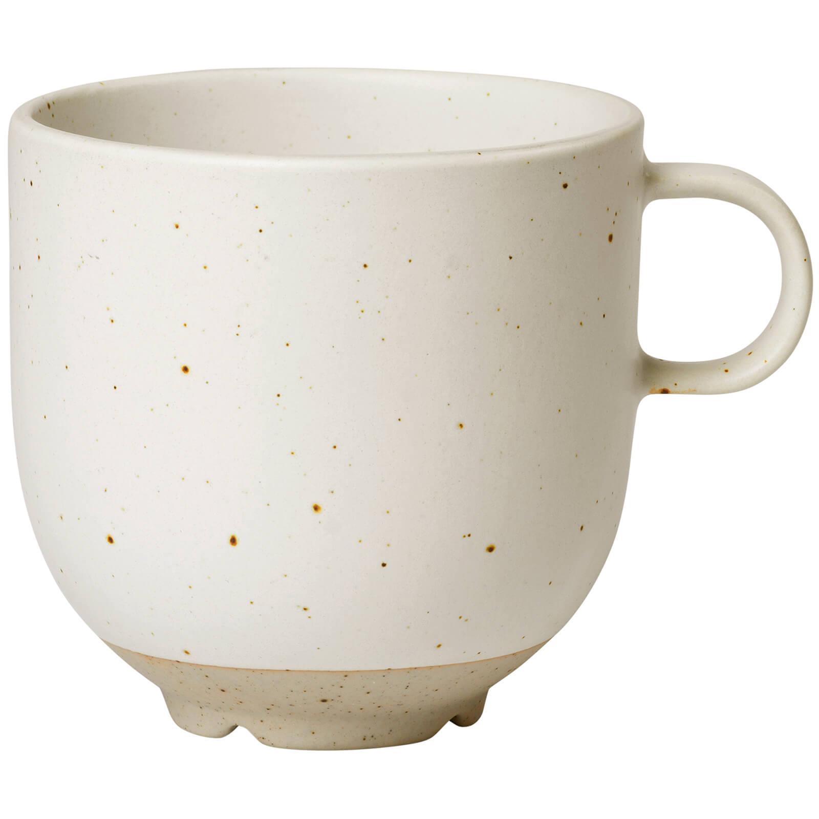 Broste Copenhagen Eli Mug - Set Of 4 - Light Grey