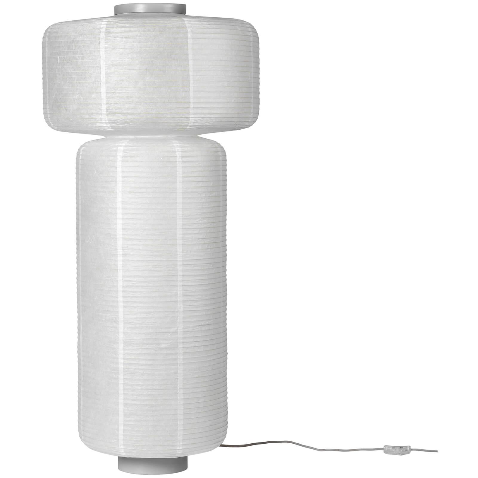 Broste Copenhagen William Floor Lamp - White