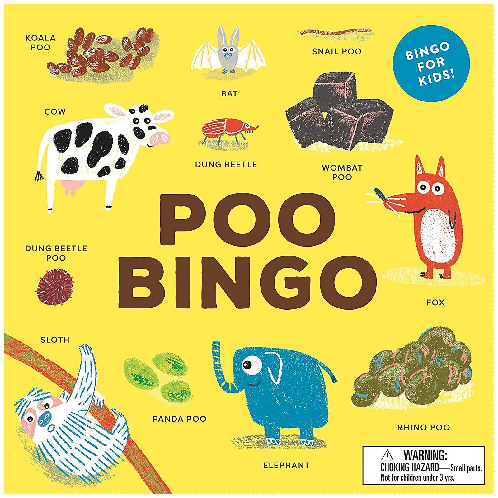 Image of Poo Bingo Game