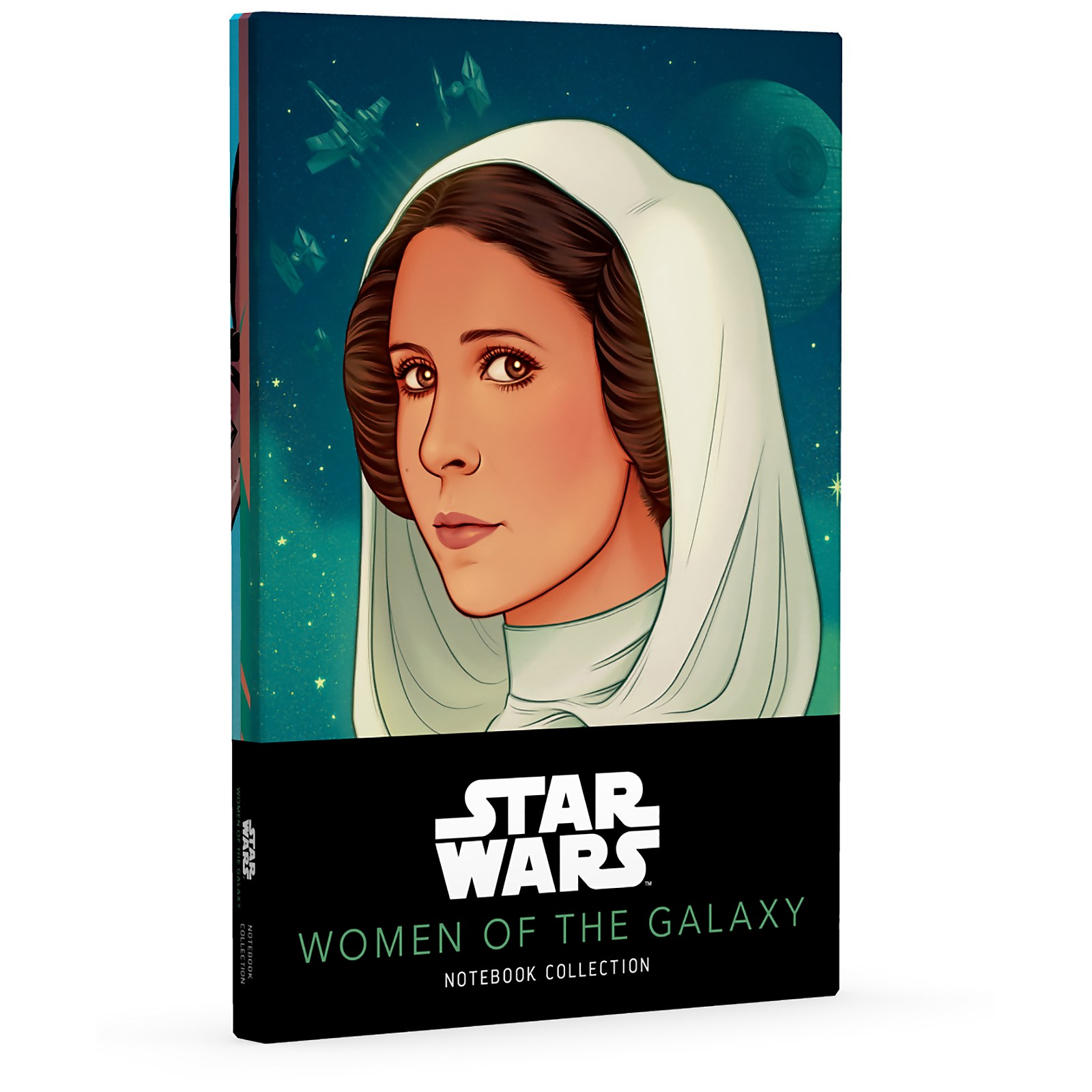 Image of Star Wars: Women of the Galaxy Notebook Set
