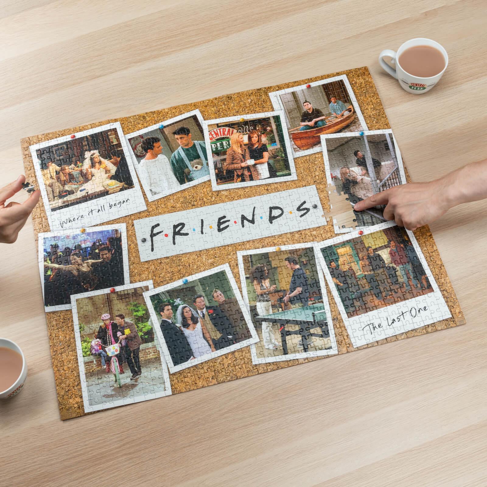 Image of Friends Jigsaw Puzzle - Seasons