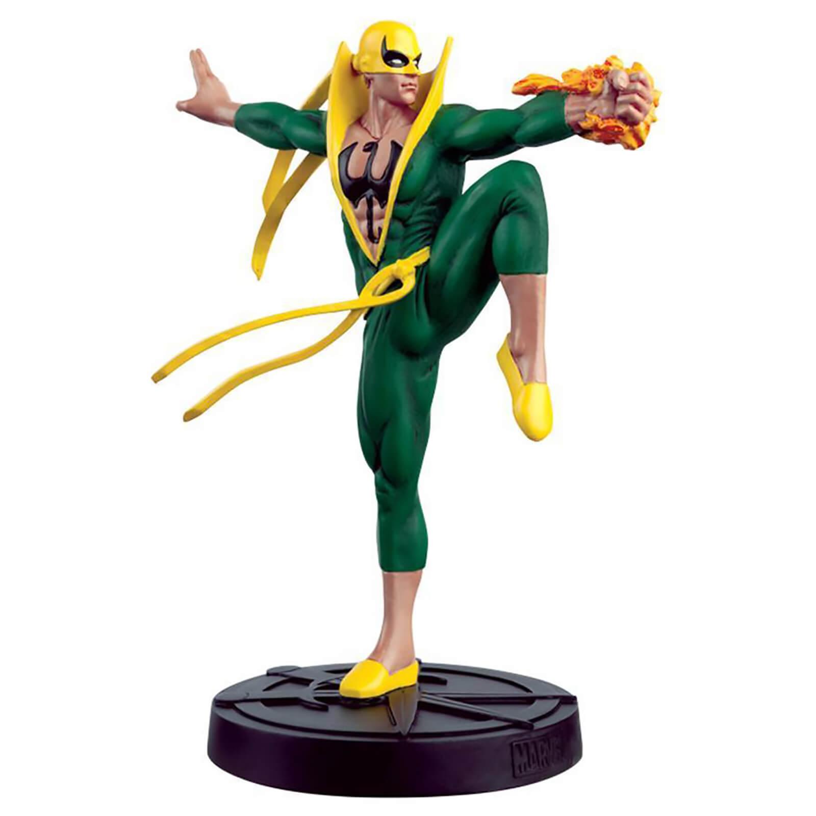 Eaglemoss Marvel Iron Fist Figure