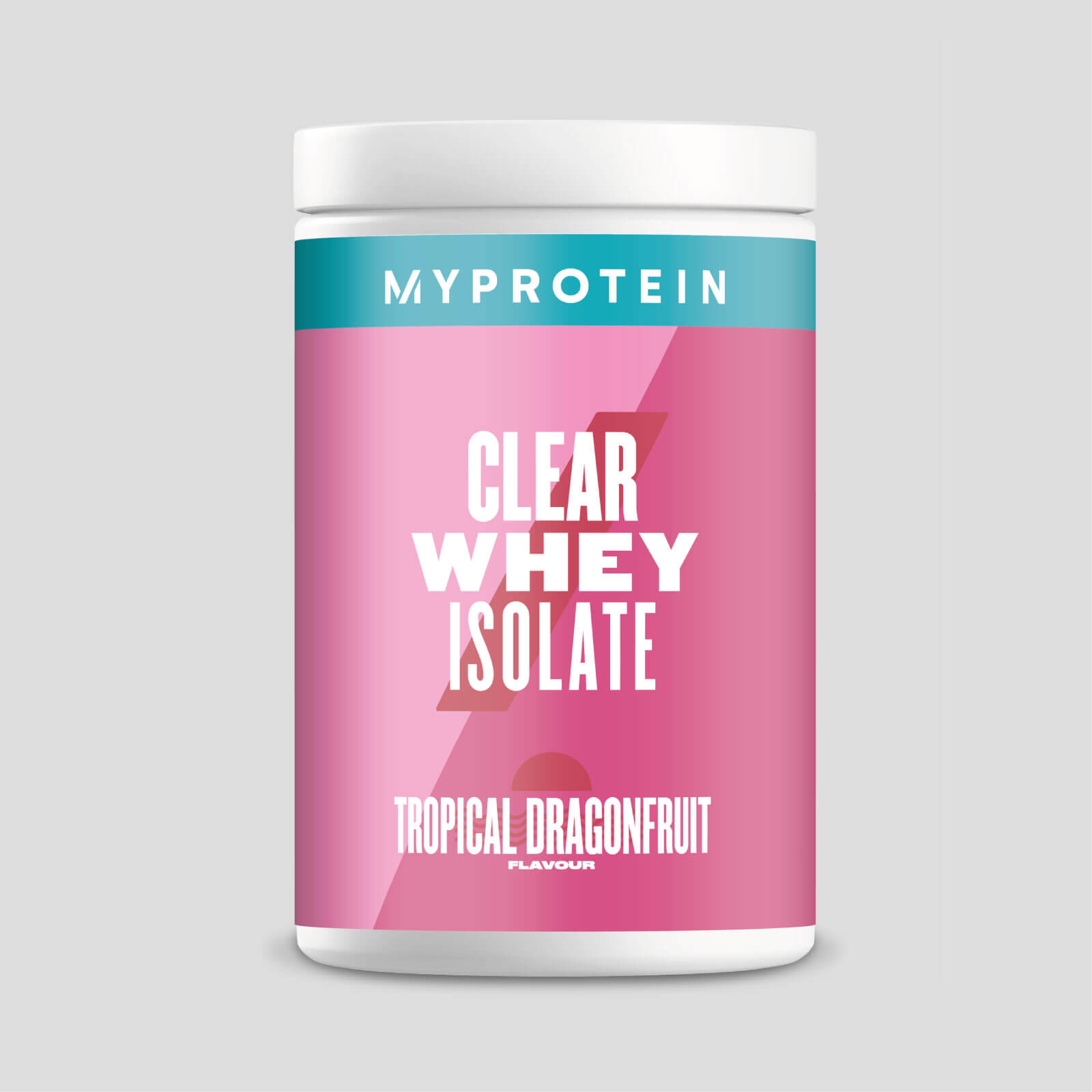 Clear Whey Isolate - 20servings - Tropical Dragonfruit