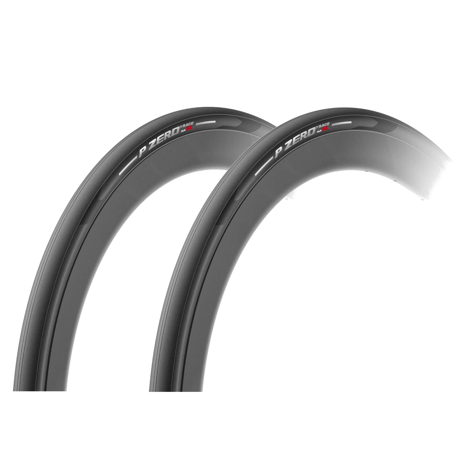 Pirelli P-Zero Race SL Tubeless Ready Clincher Road Tyre Twin Pack - 700 x 24mm