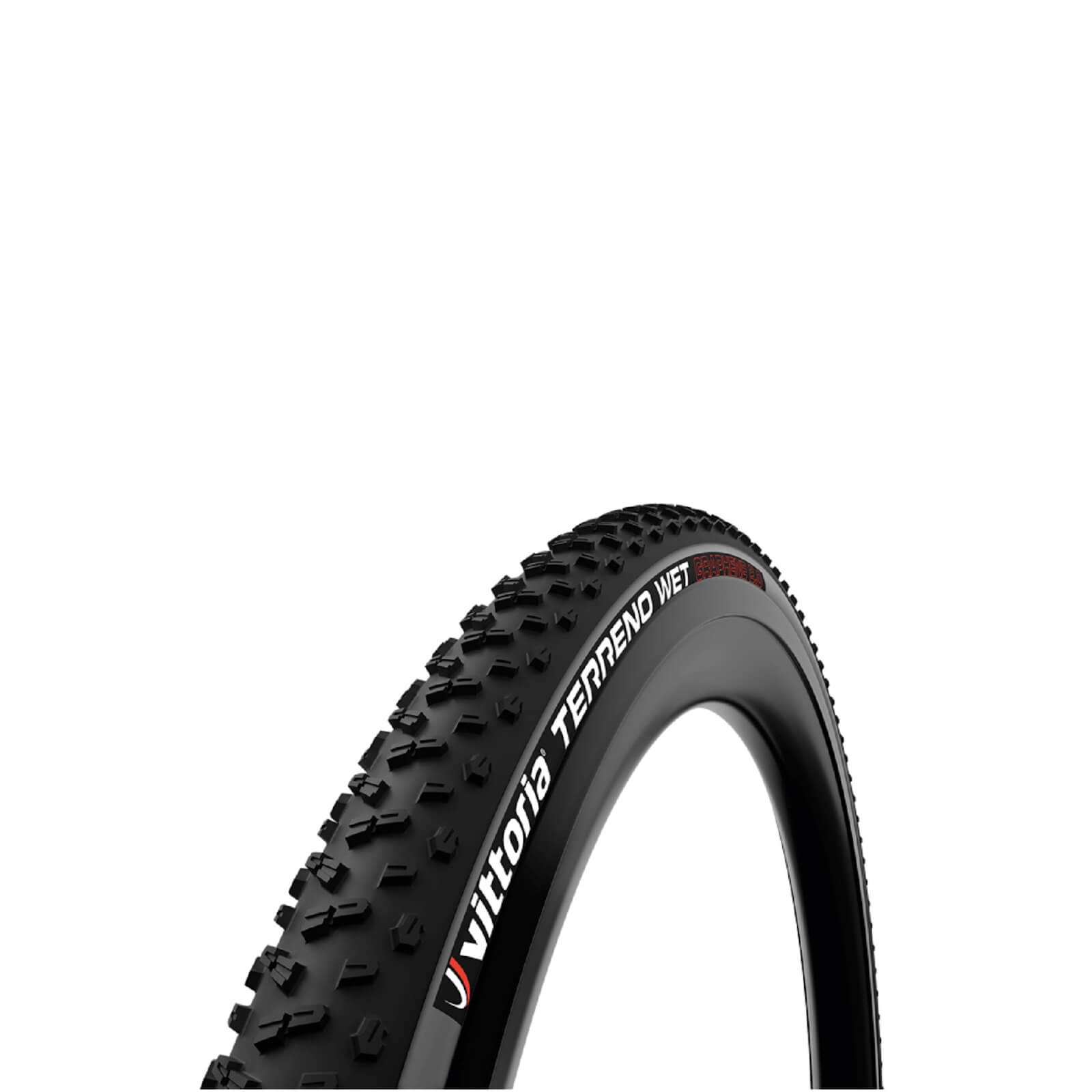 Vittoria Terreno Wet TNT G2.0 Gravel Tire - 700 x 40mm - Anthracite/Black