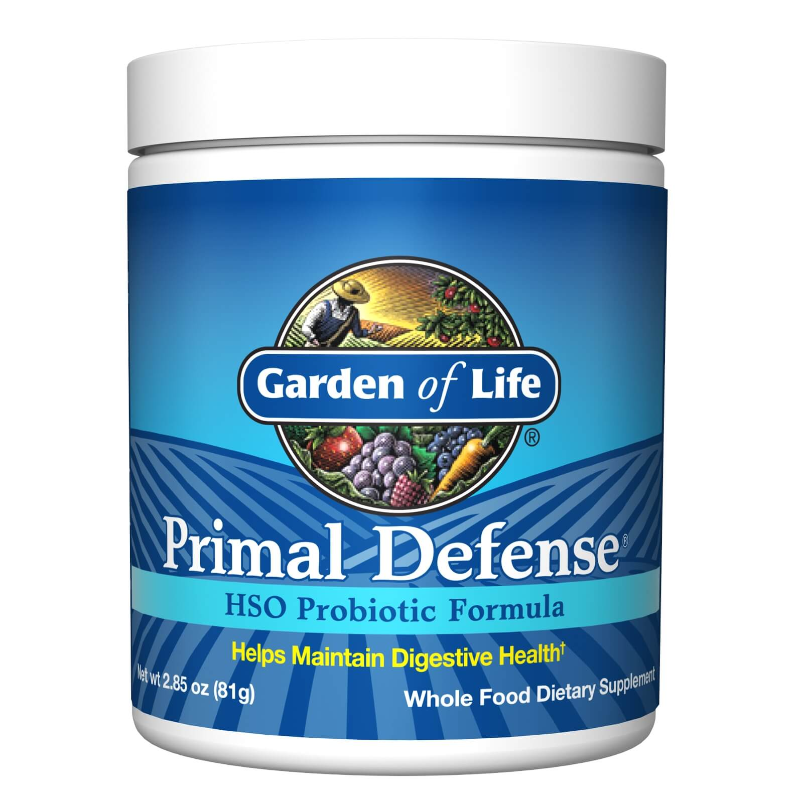 Garden of Life Primal Defense HSO Formula - 81g