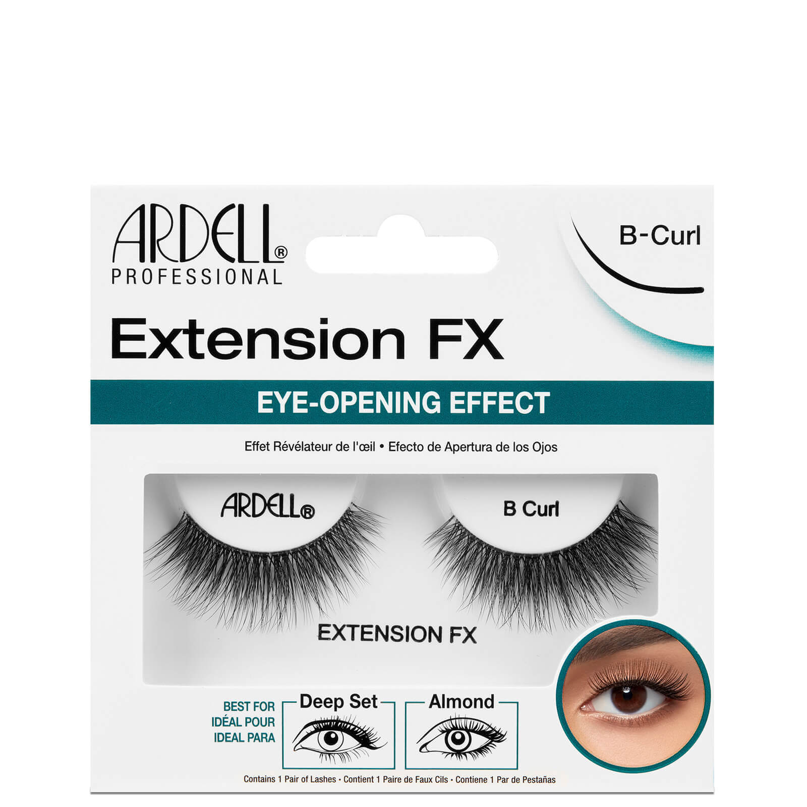 Купить Ardell Extension FX - B Curl