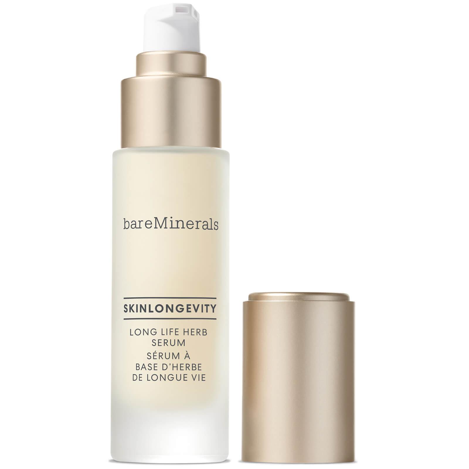 Купить BareMinerals Exclusive Skinlongevity Long Life Herb Serum 30ml