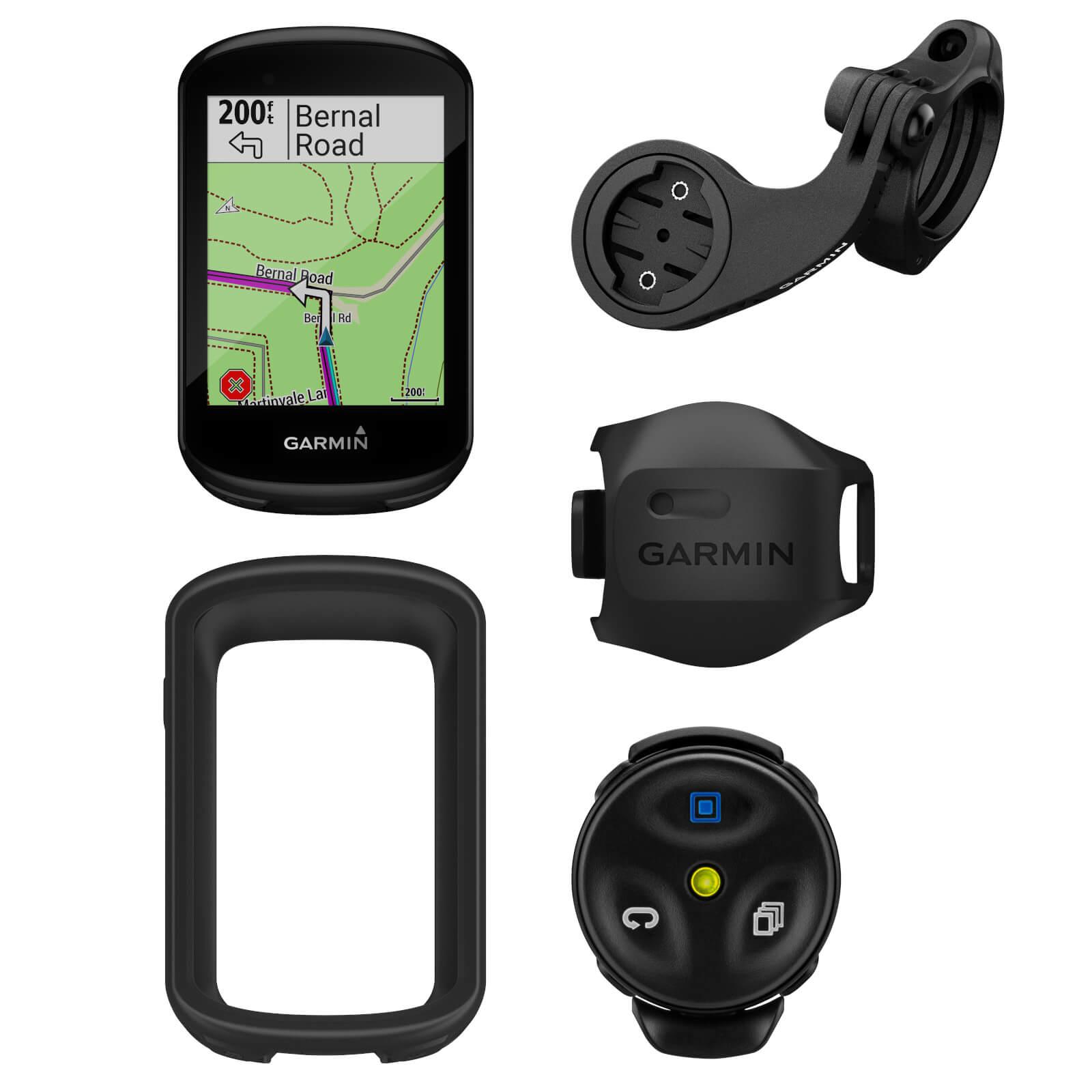 Garmin Edge 830 GPS Cycling Computer Dirt Bundle