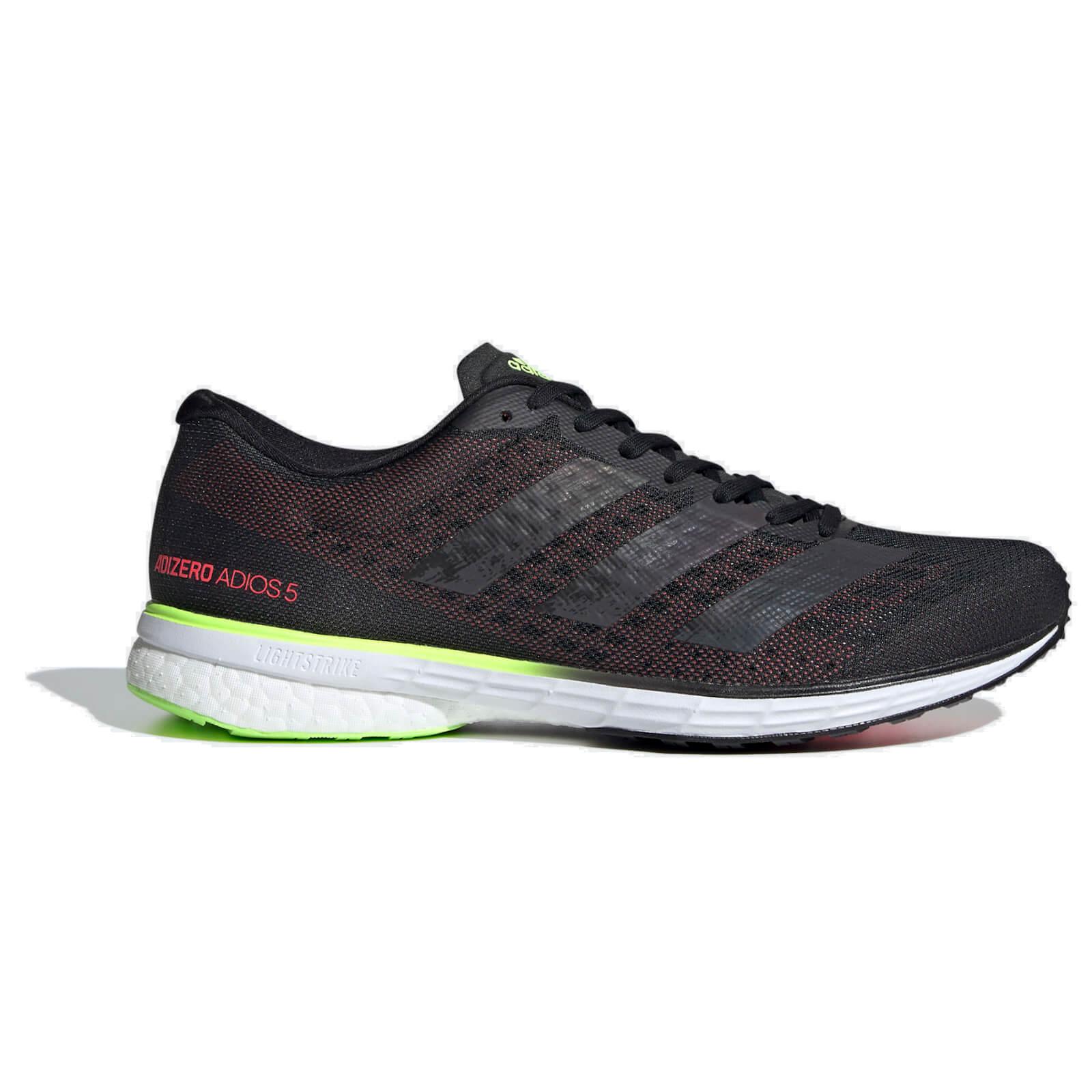 adidas Adizero Adios 5 Running Shoes - Black - US 11.5/UK 11