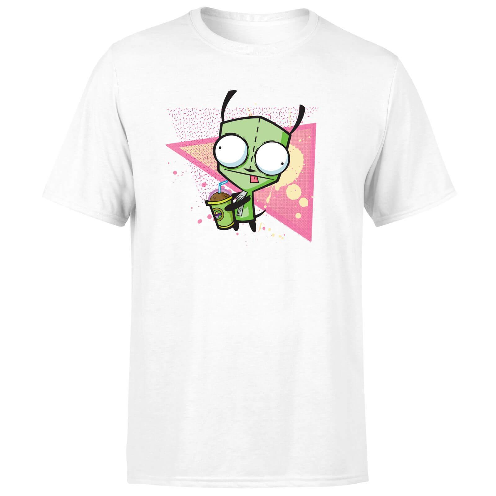 Invader Zim Gir Herren T-Shirt - Weiß - XS - Weiß