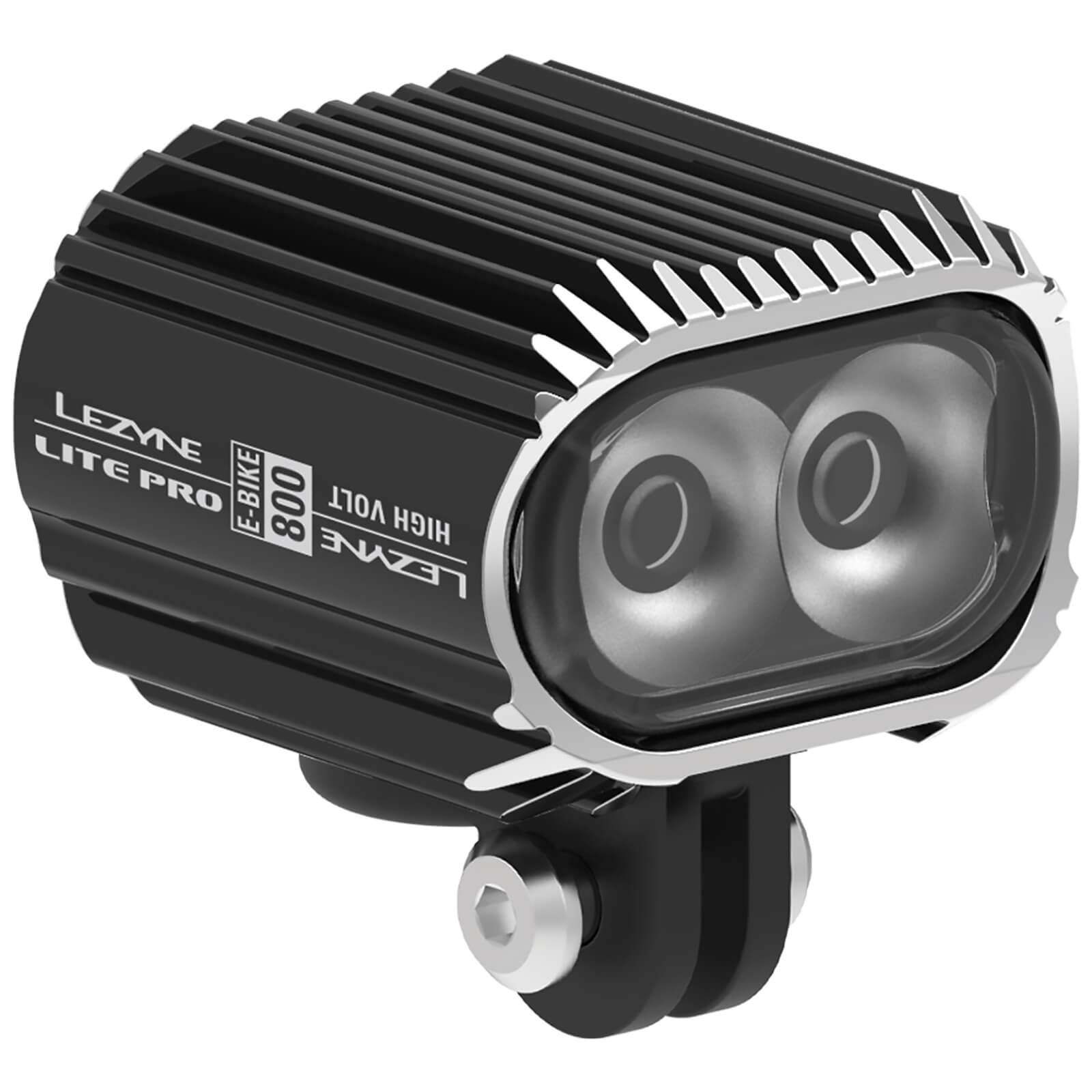 Lezyne - Ebike Lite Pro Drive 800 Switch High Volt