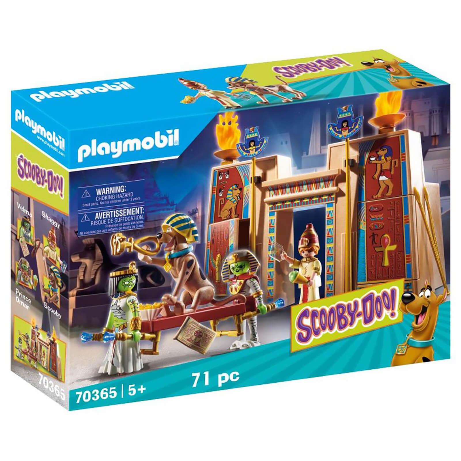 Playmobil Scooby Doo! Adventure In Egypt (70365)