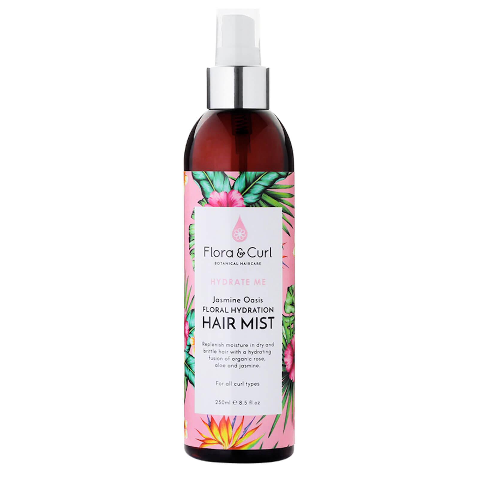 Купить Flora & Curl Jasmine Oasis Hydrating Hair Mist 250ml