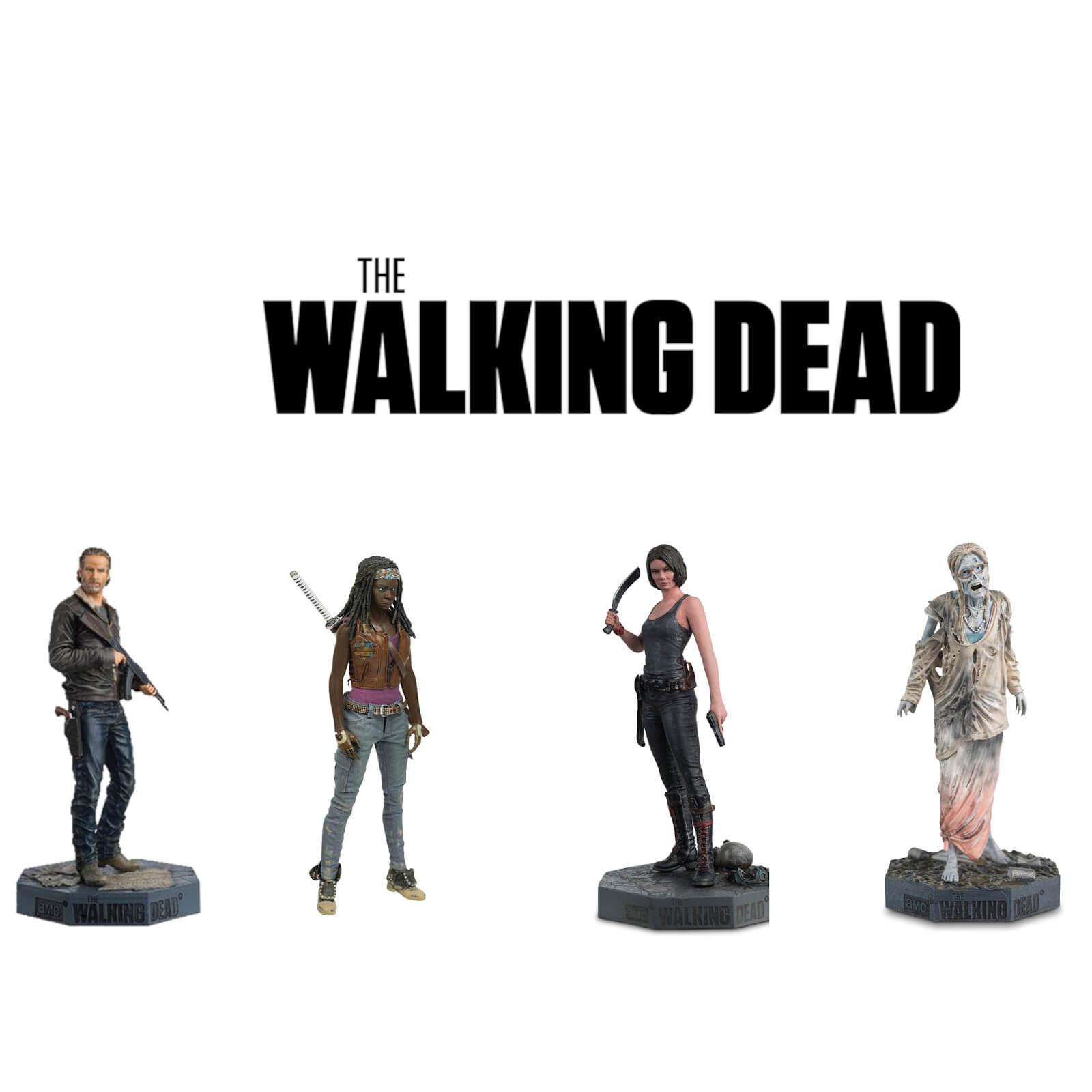 Walking Dead Collector's Set of 12 Figures